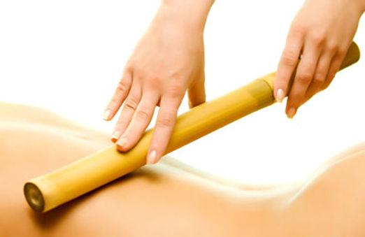massagem com bambus em condomínios e hotéis