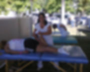 massagem desportiva em condomínos e hotéis