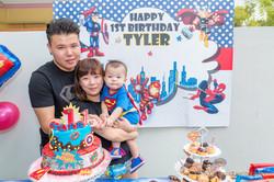 Tyler's Birthday