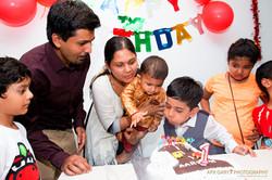 Arvi's Birthday