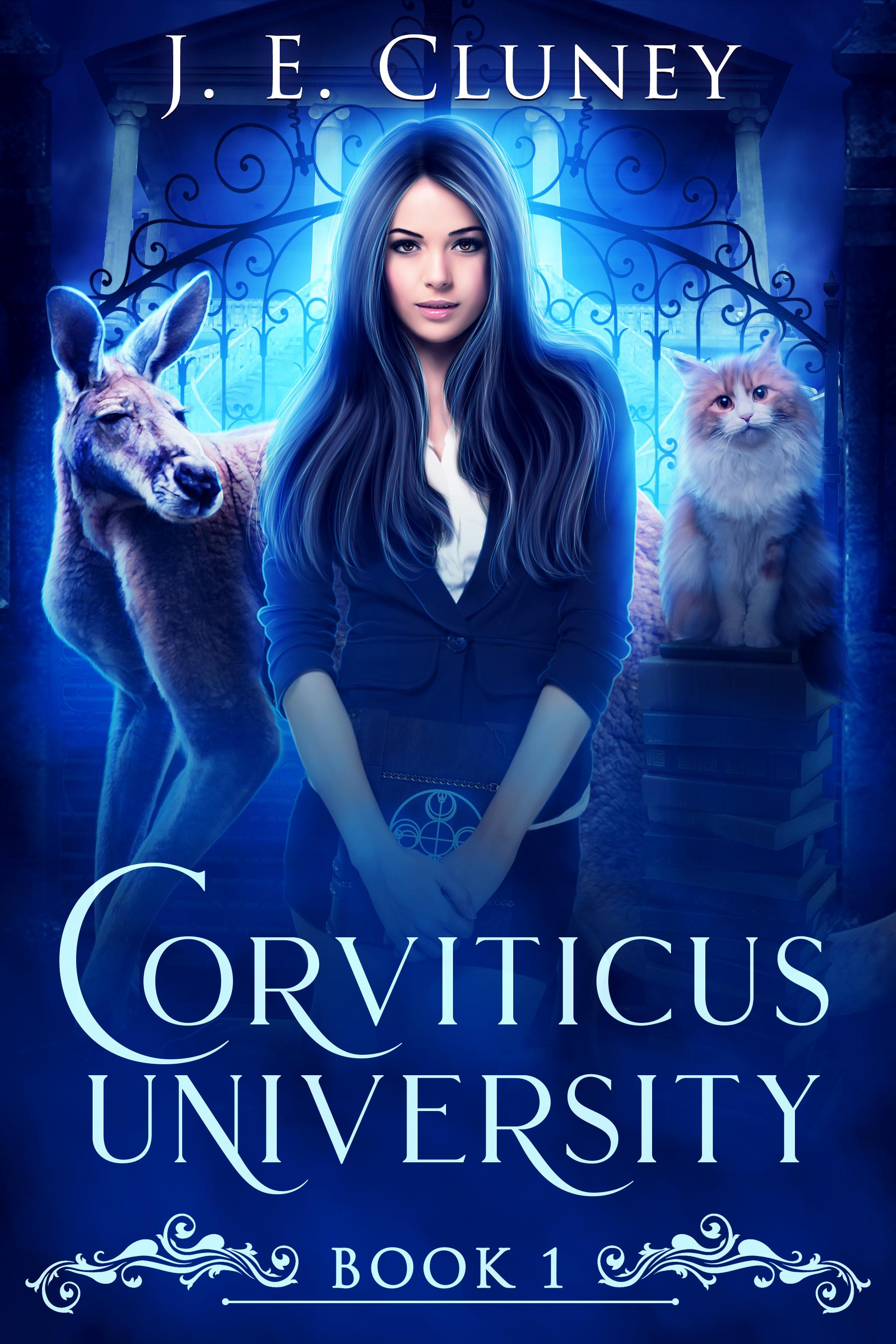 Corviticus Academy Series Book 1
