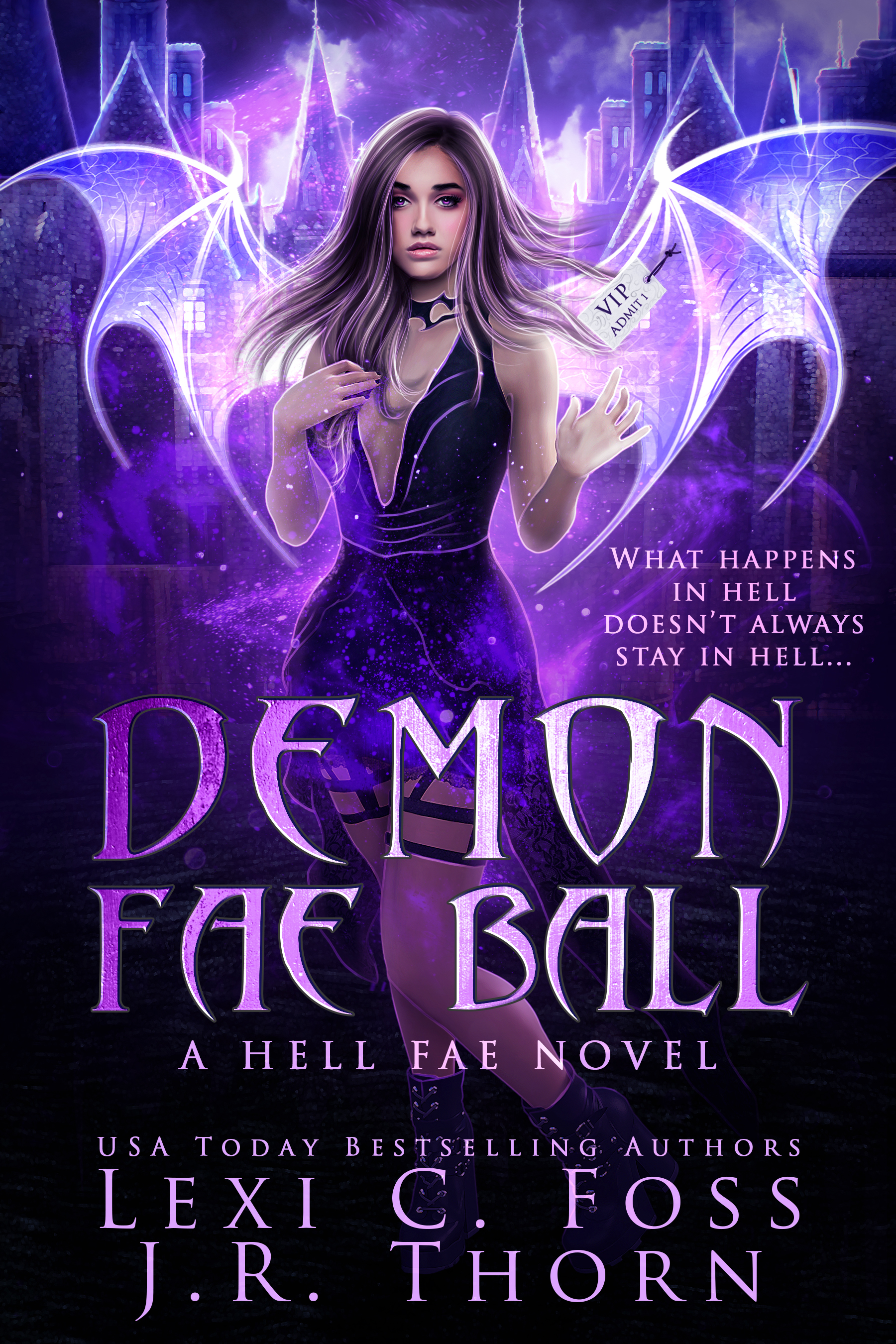 Demon Fae Ball