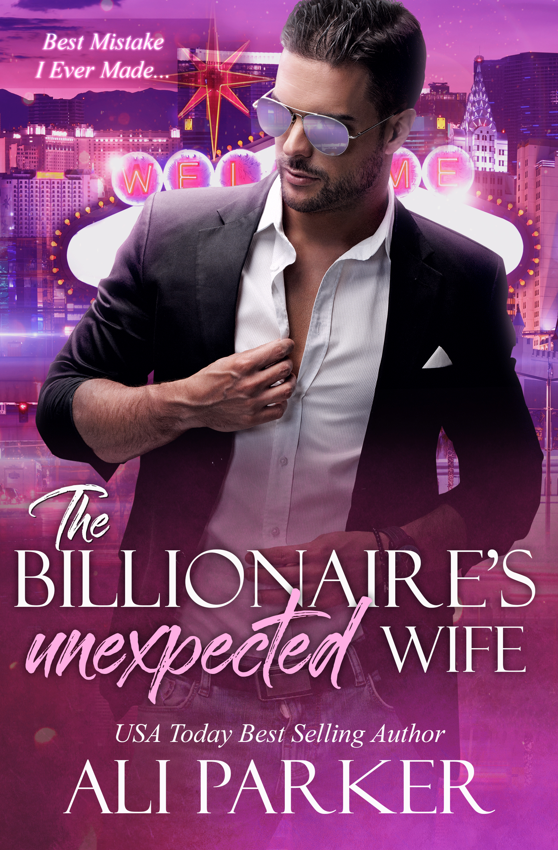 The Billionaire's Unexpected Wife3