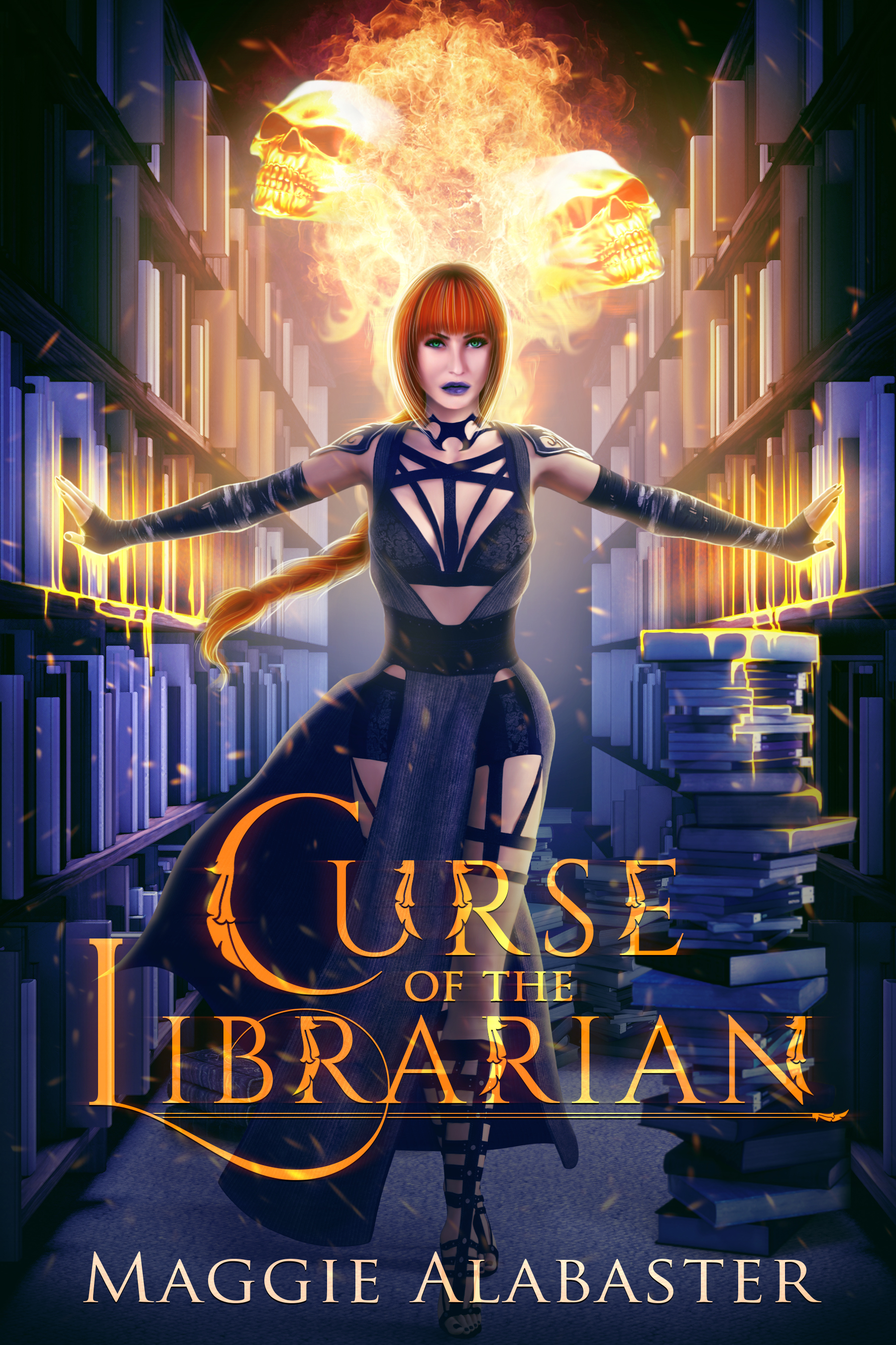 Curse of the Librarian2