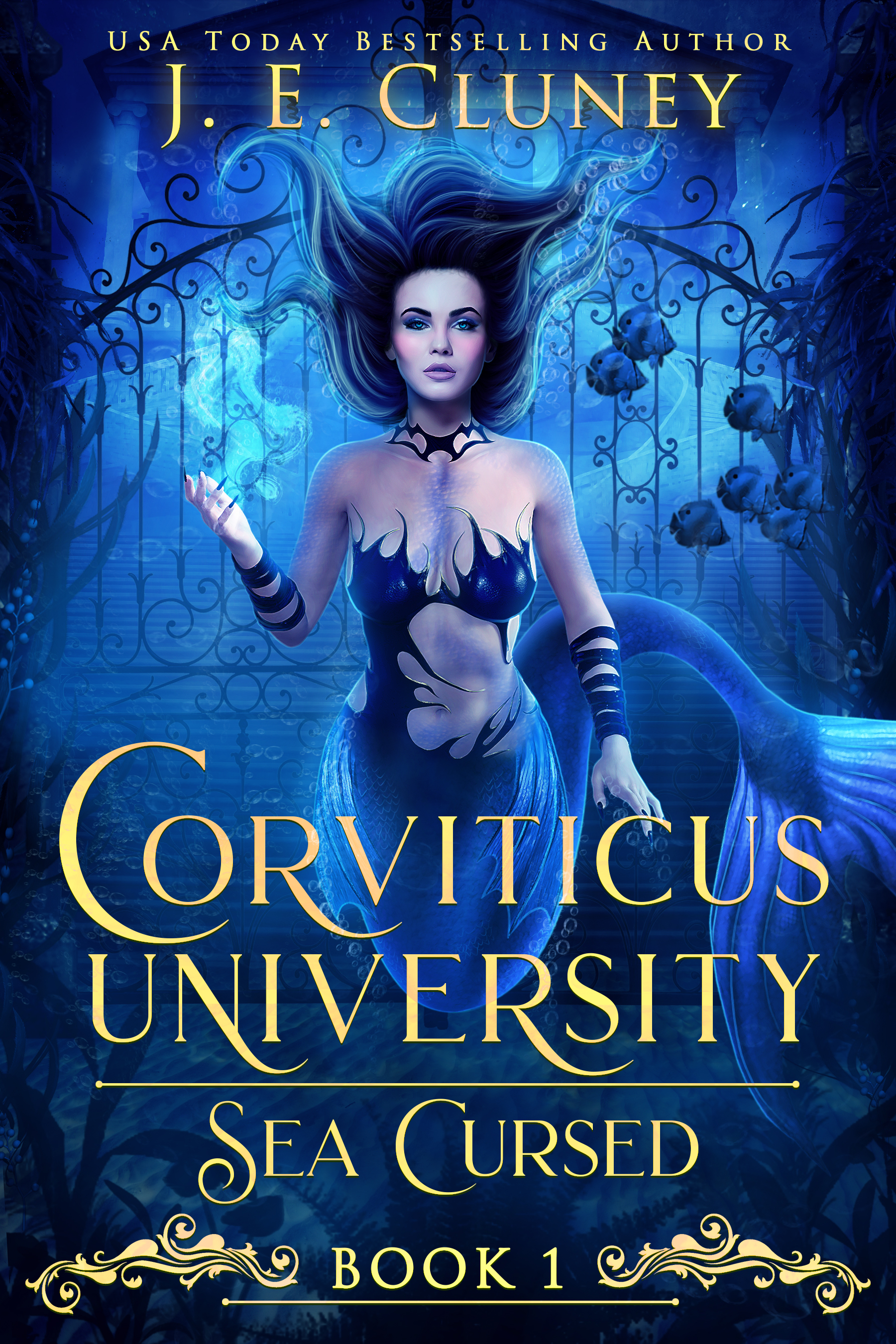 Corviticus University Sea Cursed