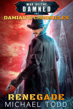 DAMIAN CHRONICLES BOOK 02