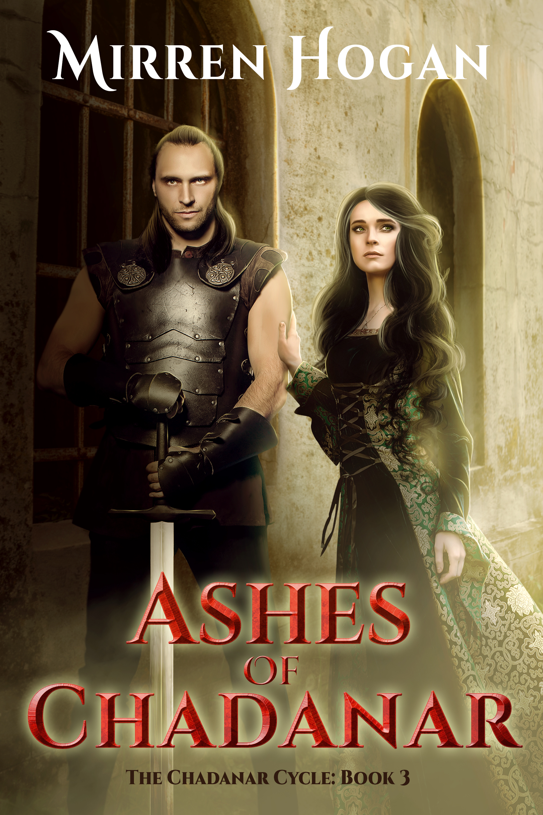 Ashes of Chadanar - Mirren Hogan
