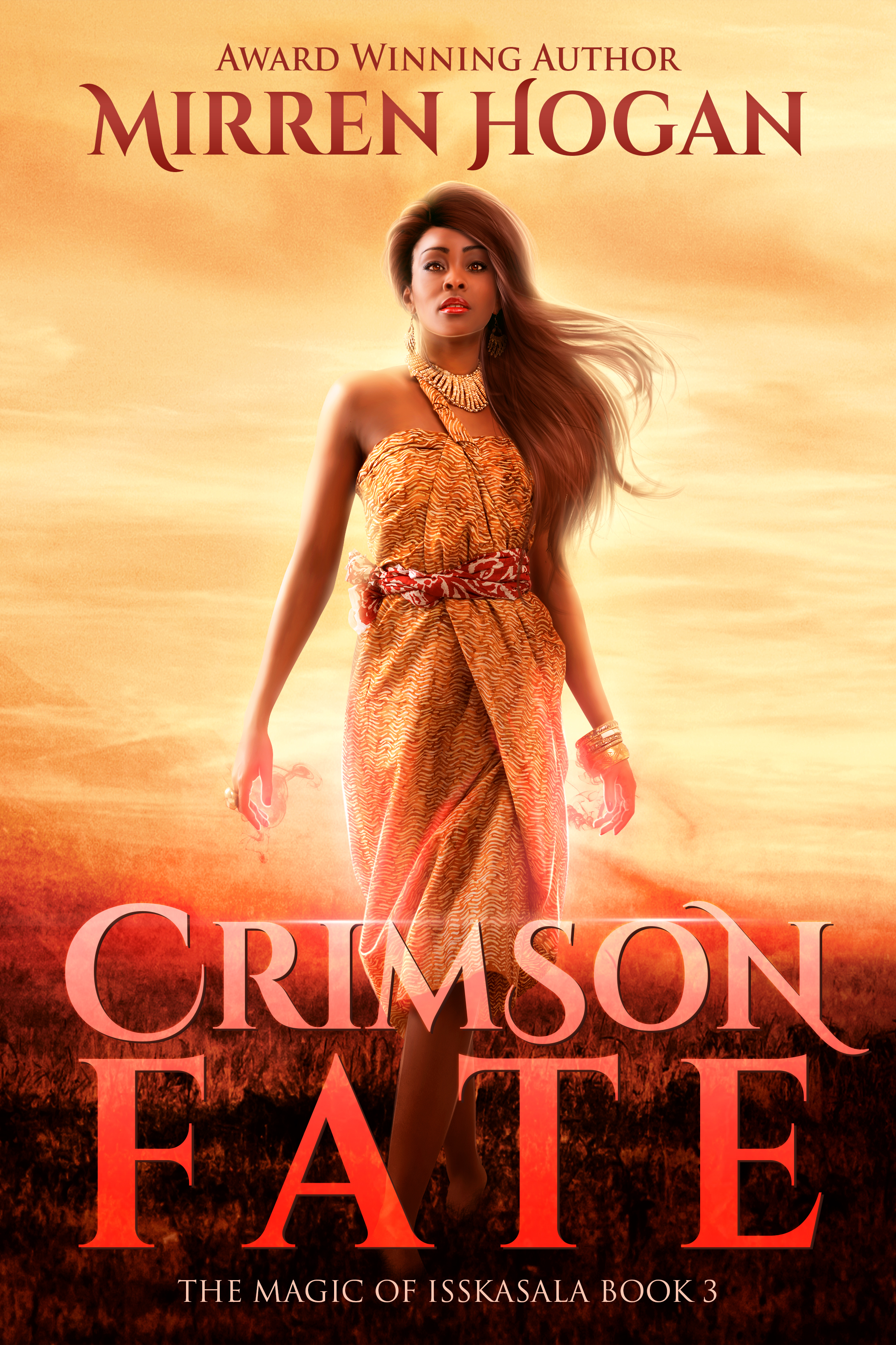 Crimson Fate - Mirren Hogan