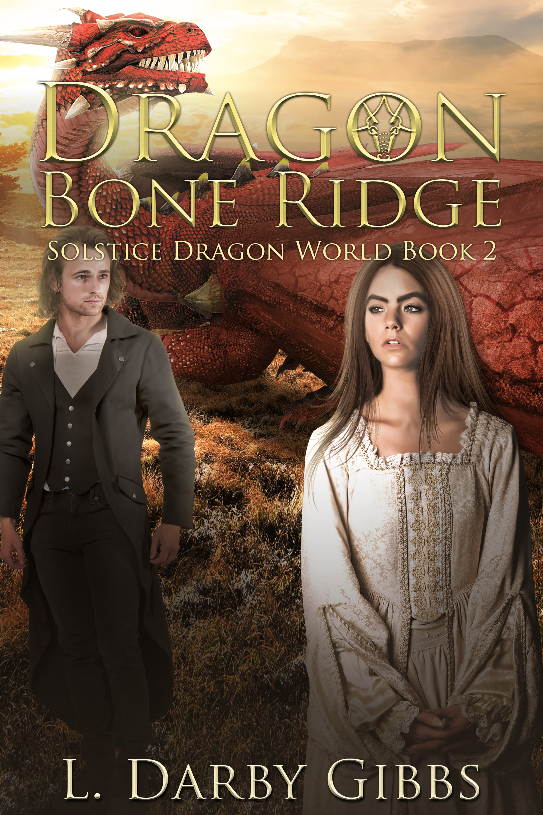 Dragon bone ridge
