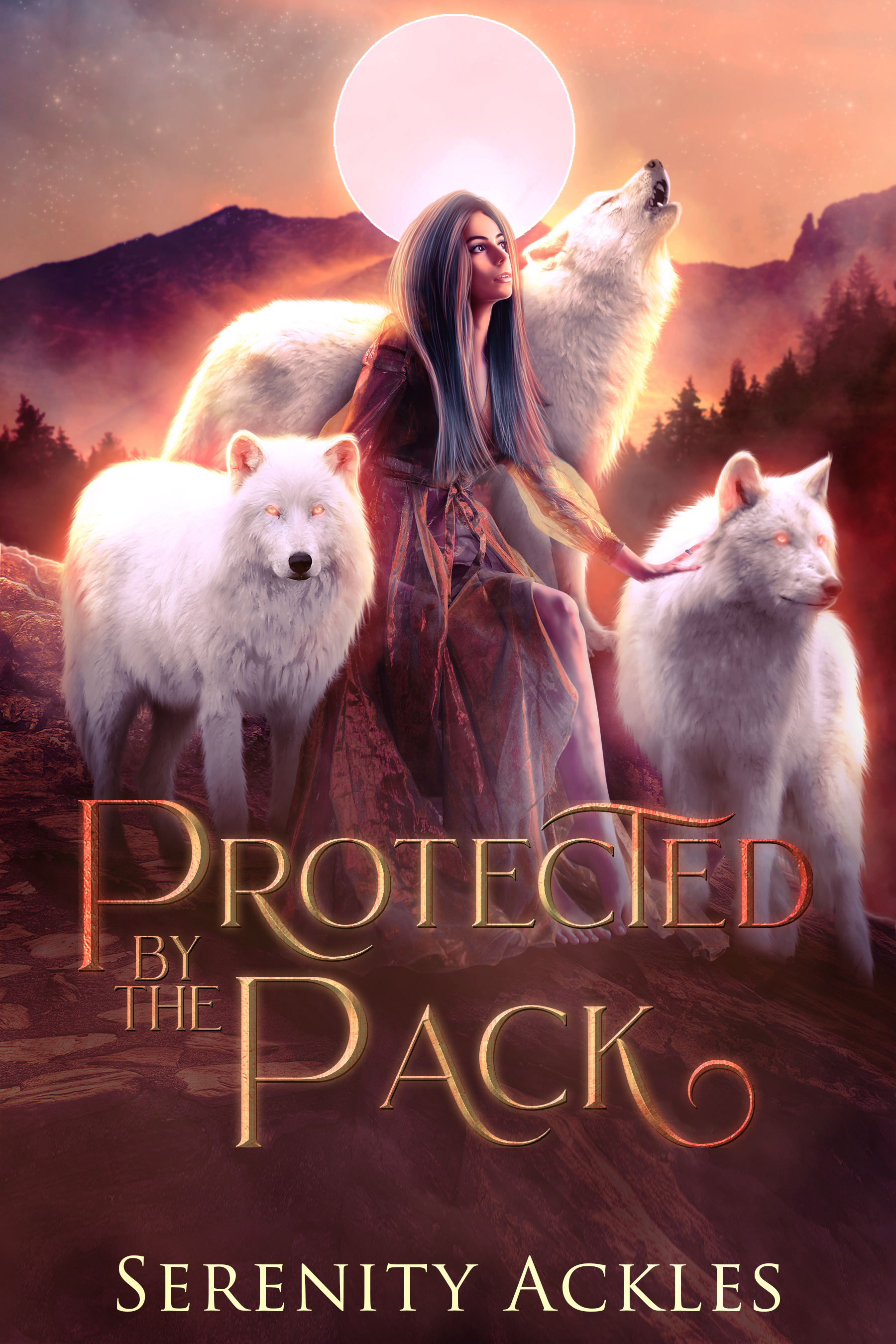 Protected by the pack