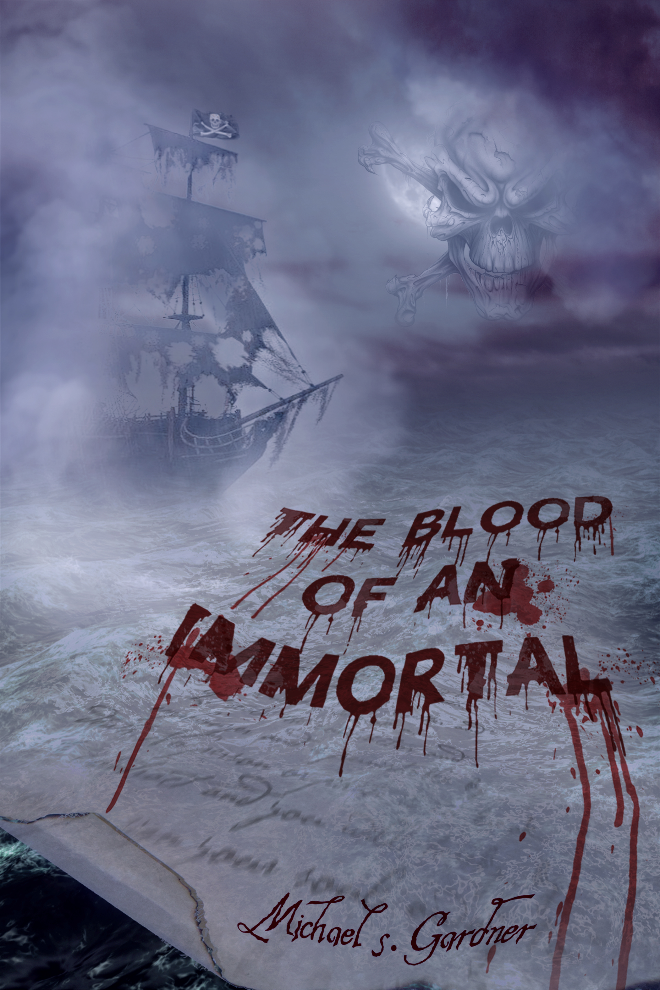 The Blood of an Immortal