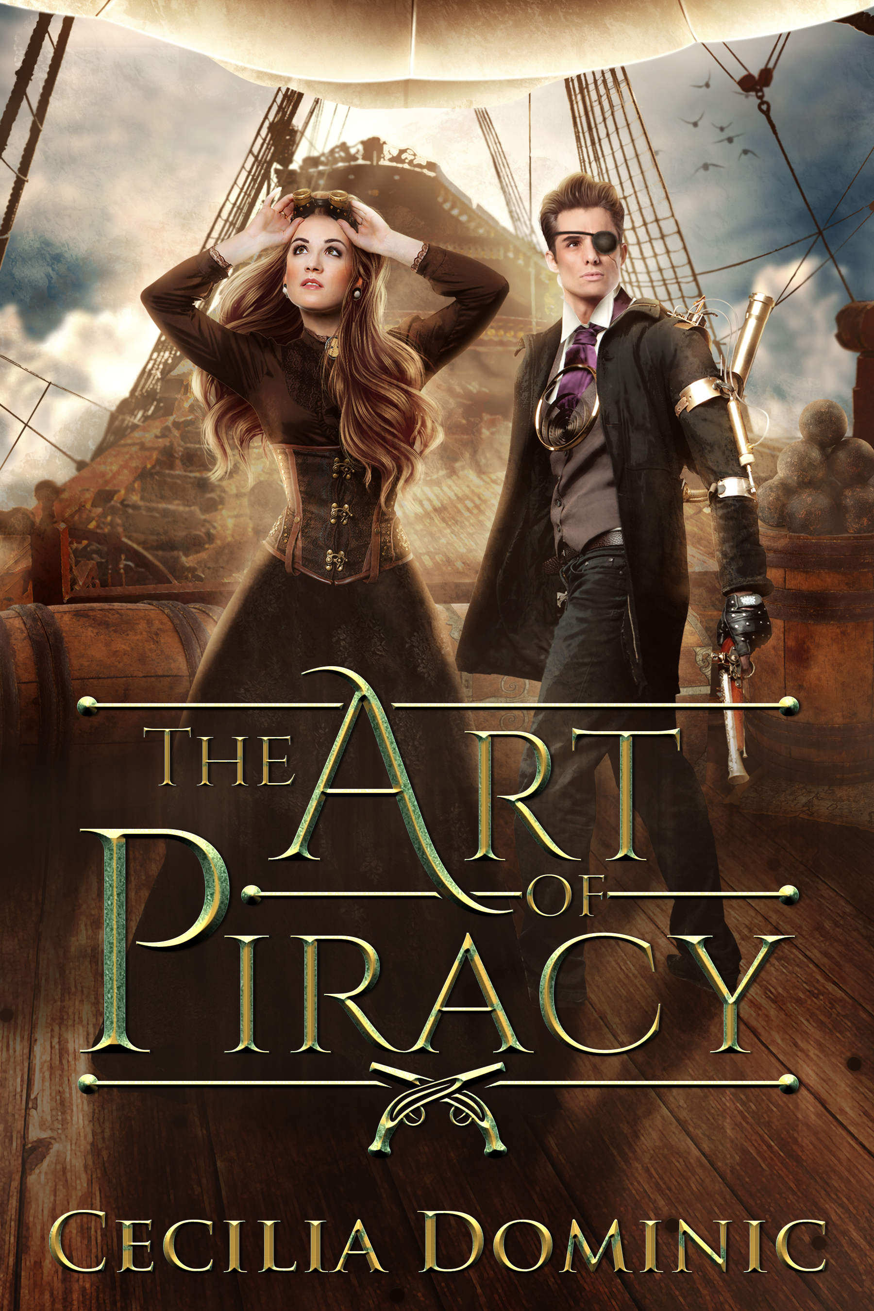 The Art of Piracy Cecilia Dominic