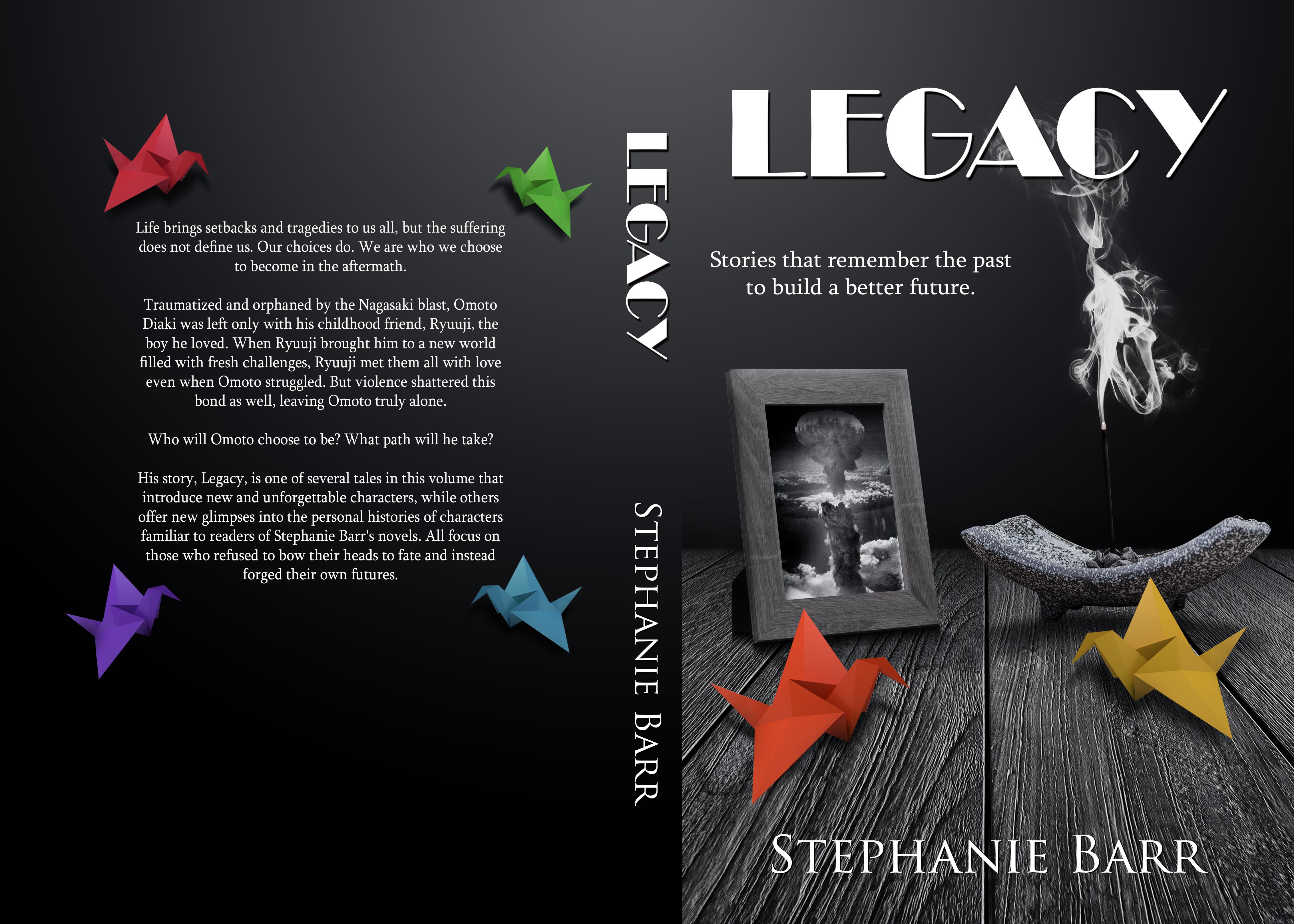 Legacy -  Stephanie Barr