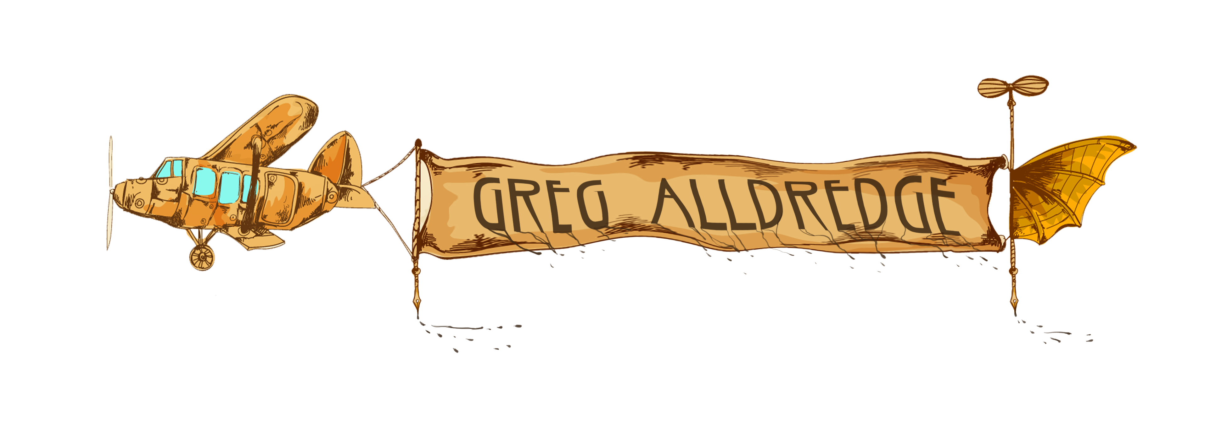 Greg Alldredge Logo