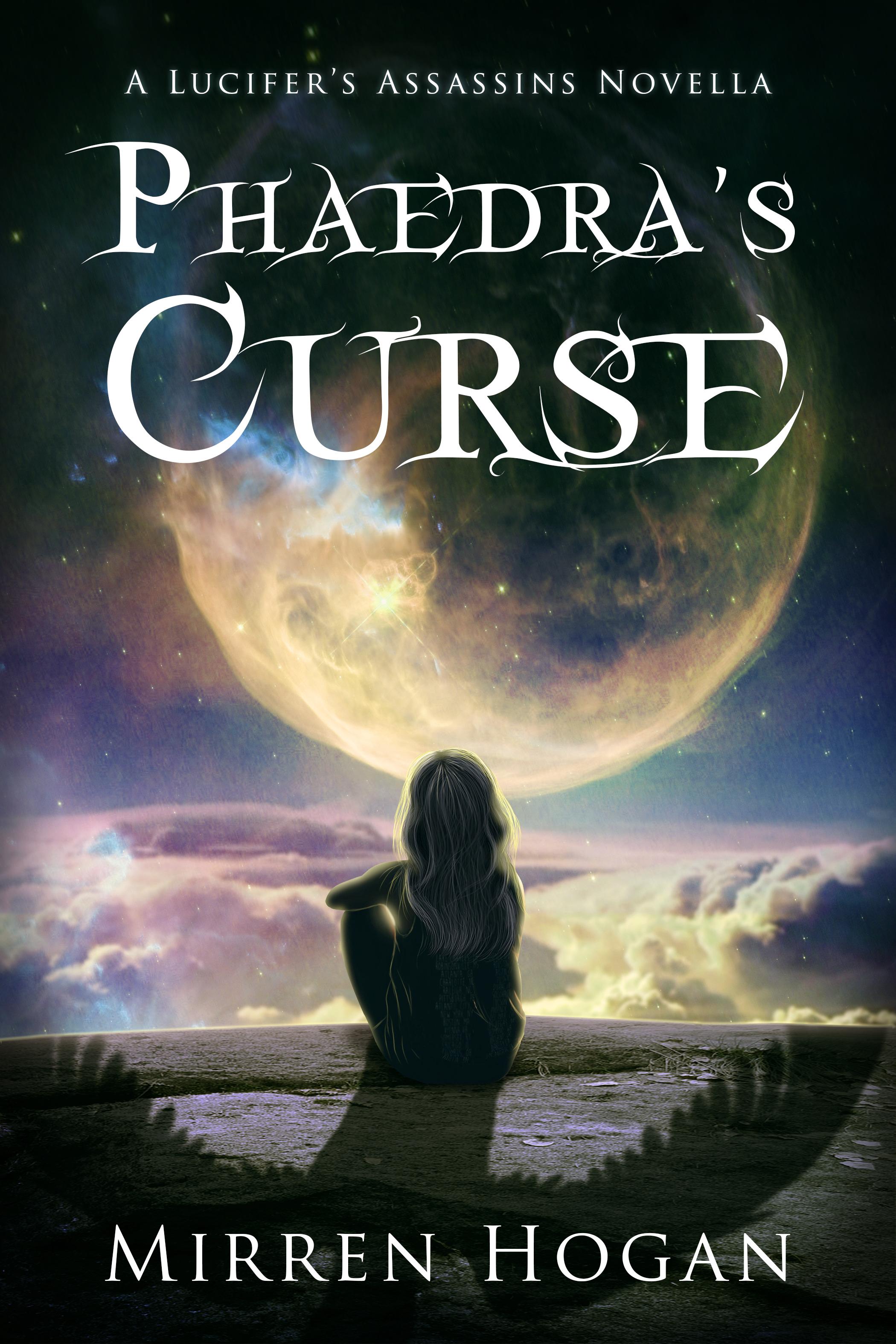 Phaedra's Curse Mirren Hogan
