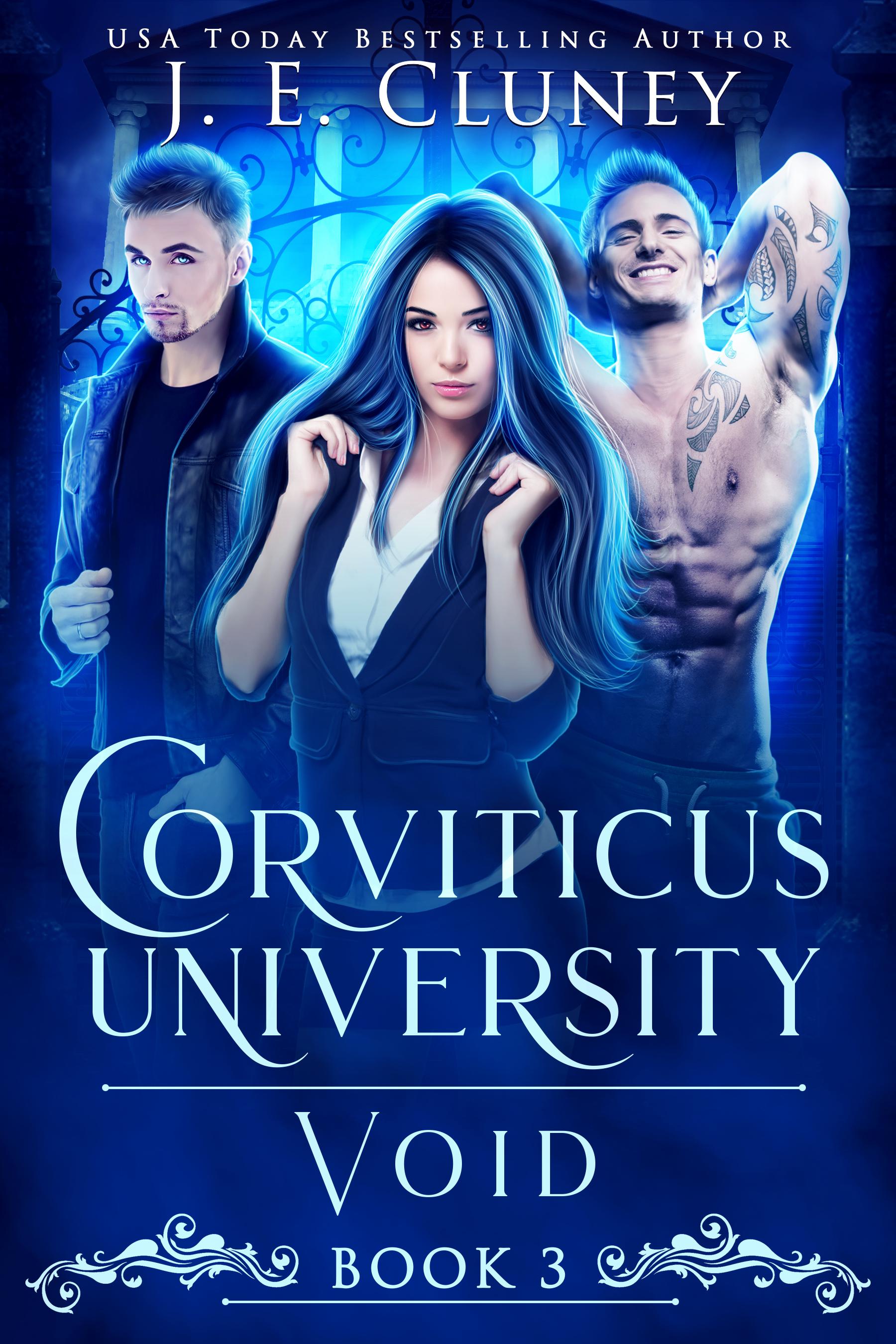Corviticus Academy Series Book 3