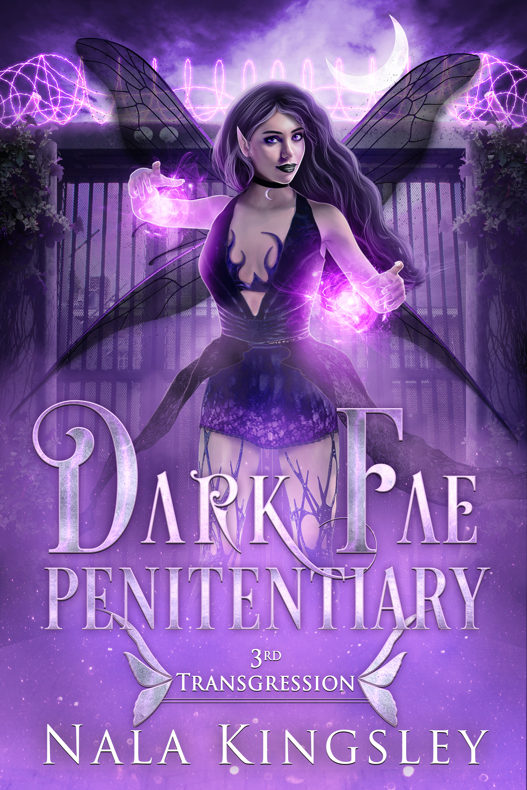 Dark Fae Penitentiary Book 3