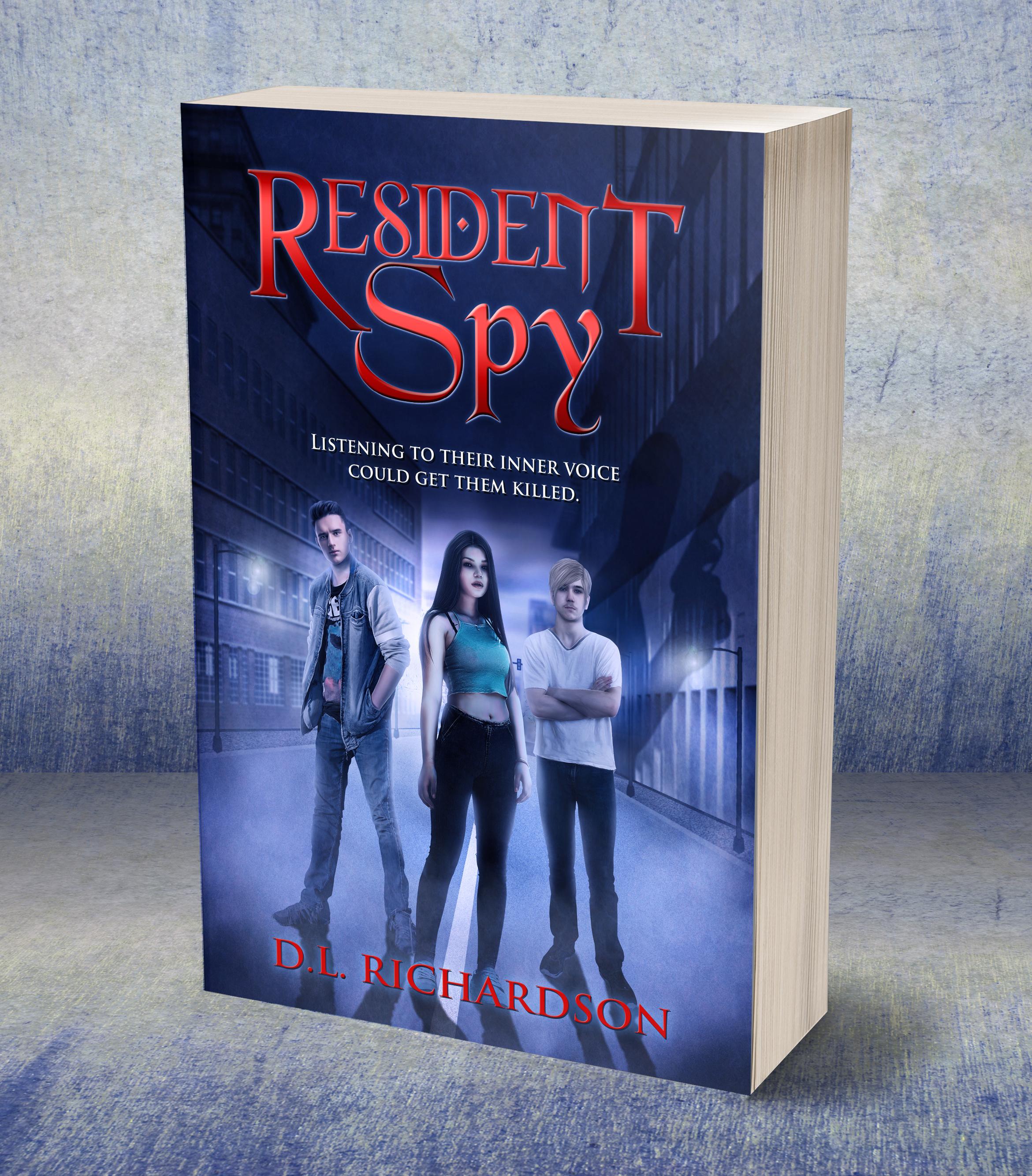 MockUp Resident Spy