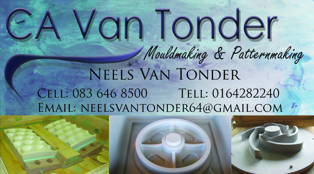 CA Van Tonder