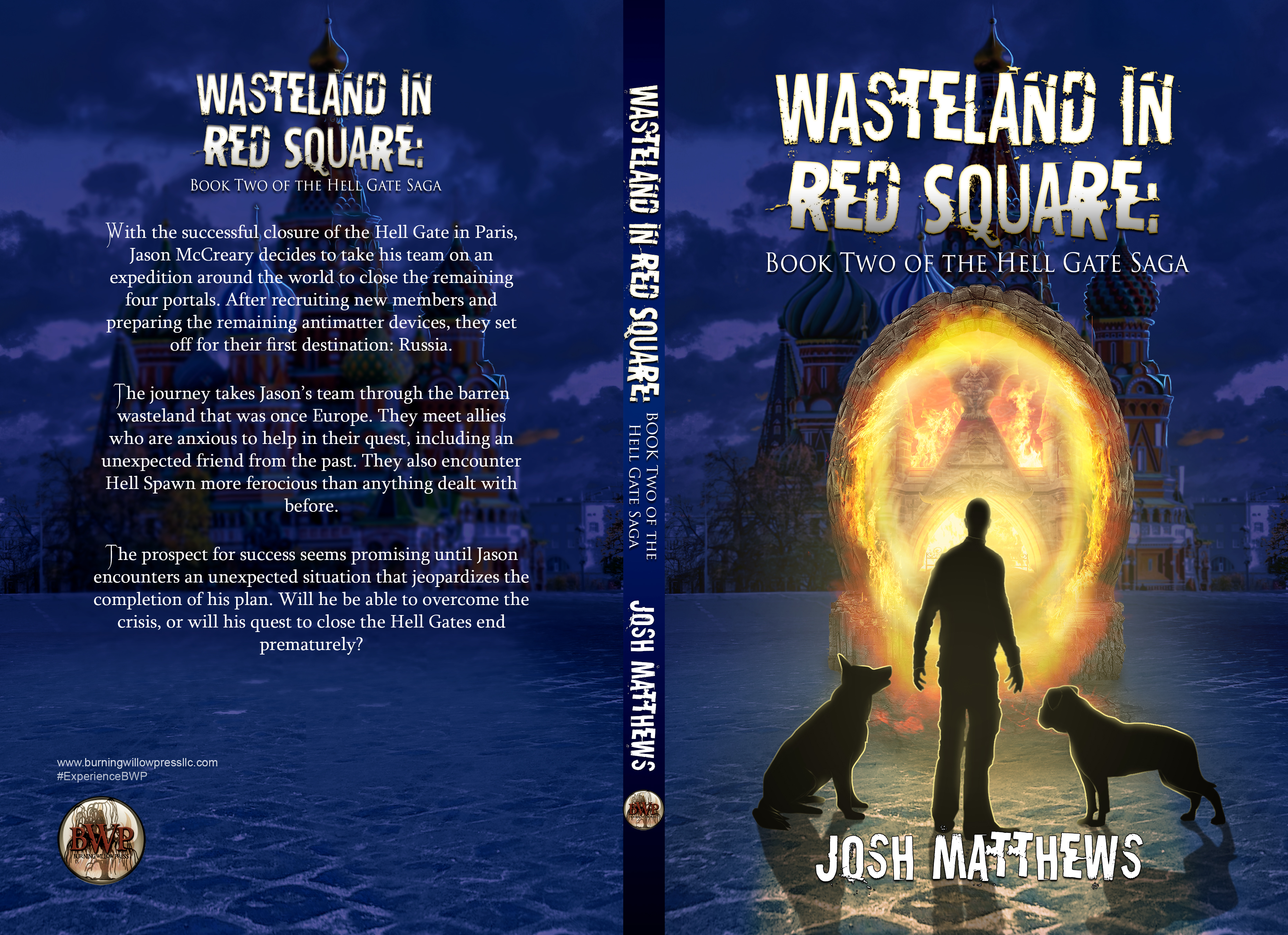 Wasteland in Red SquareHG2