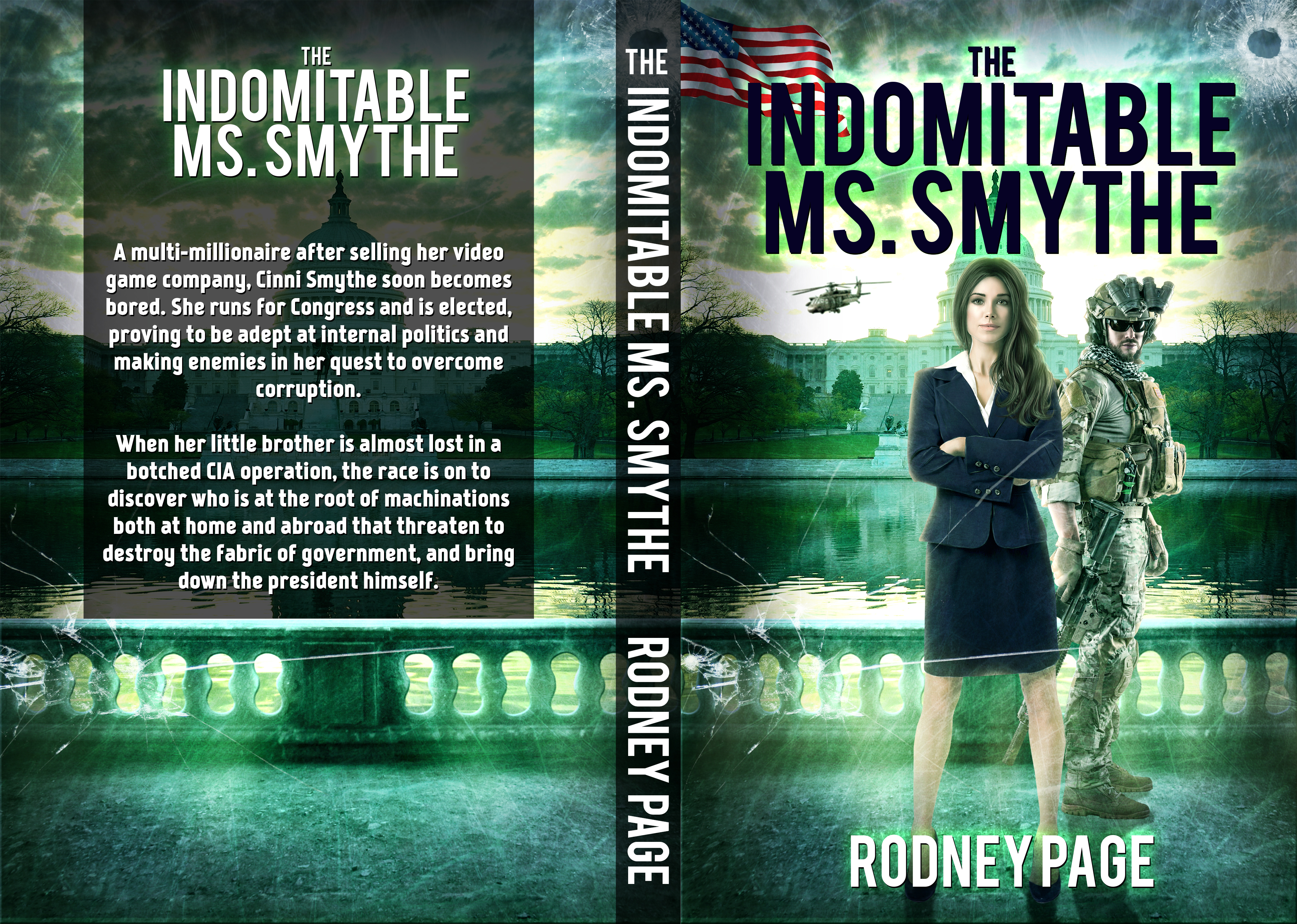The Indomitable Ms Smythe