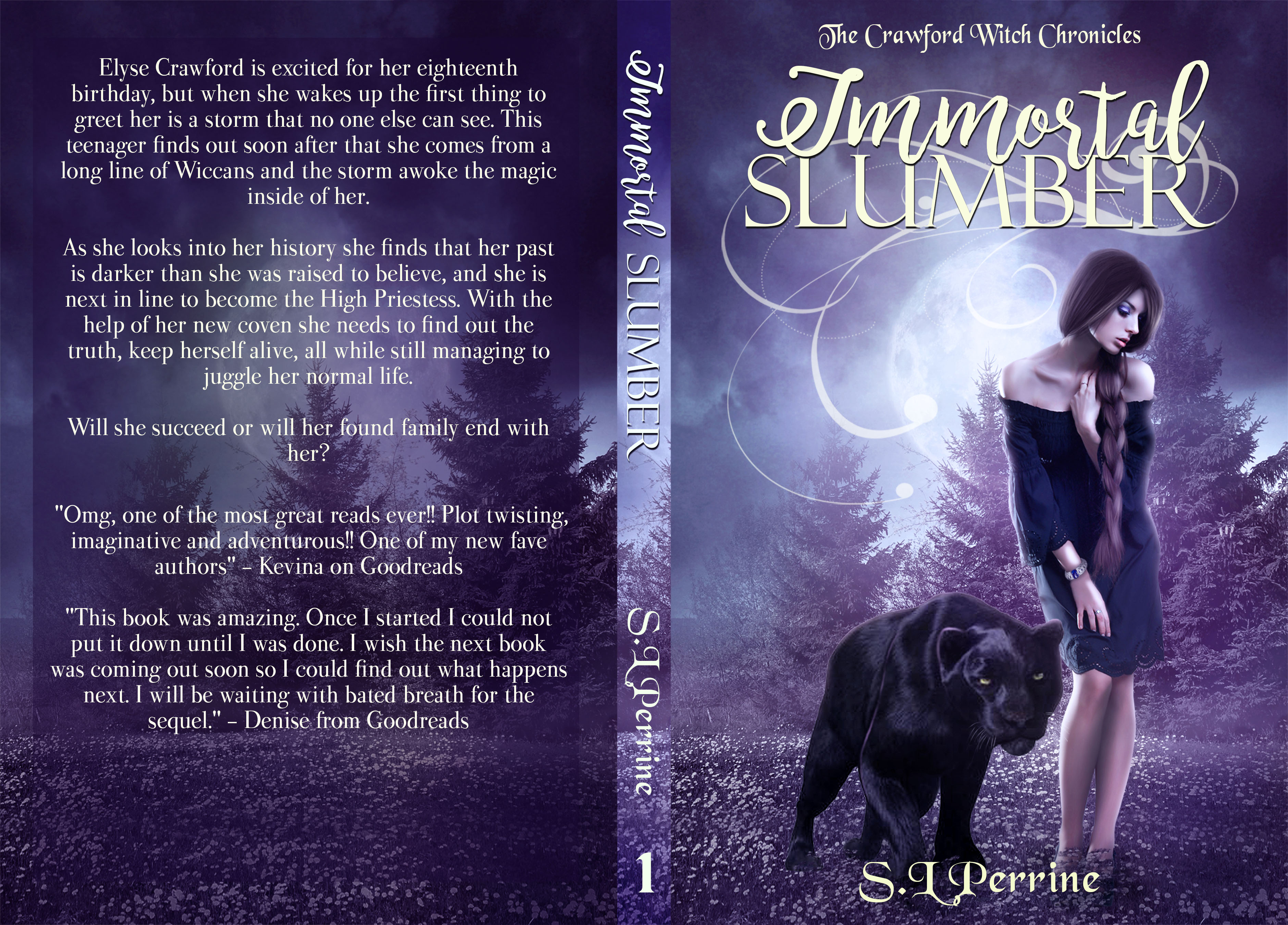 Immortal Slumber Cover Wrap