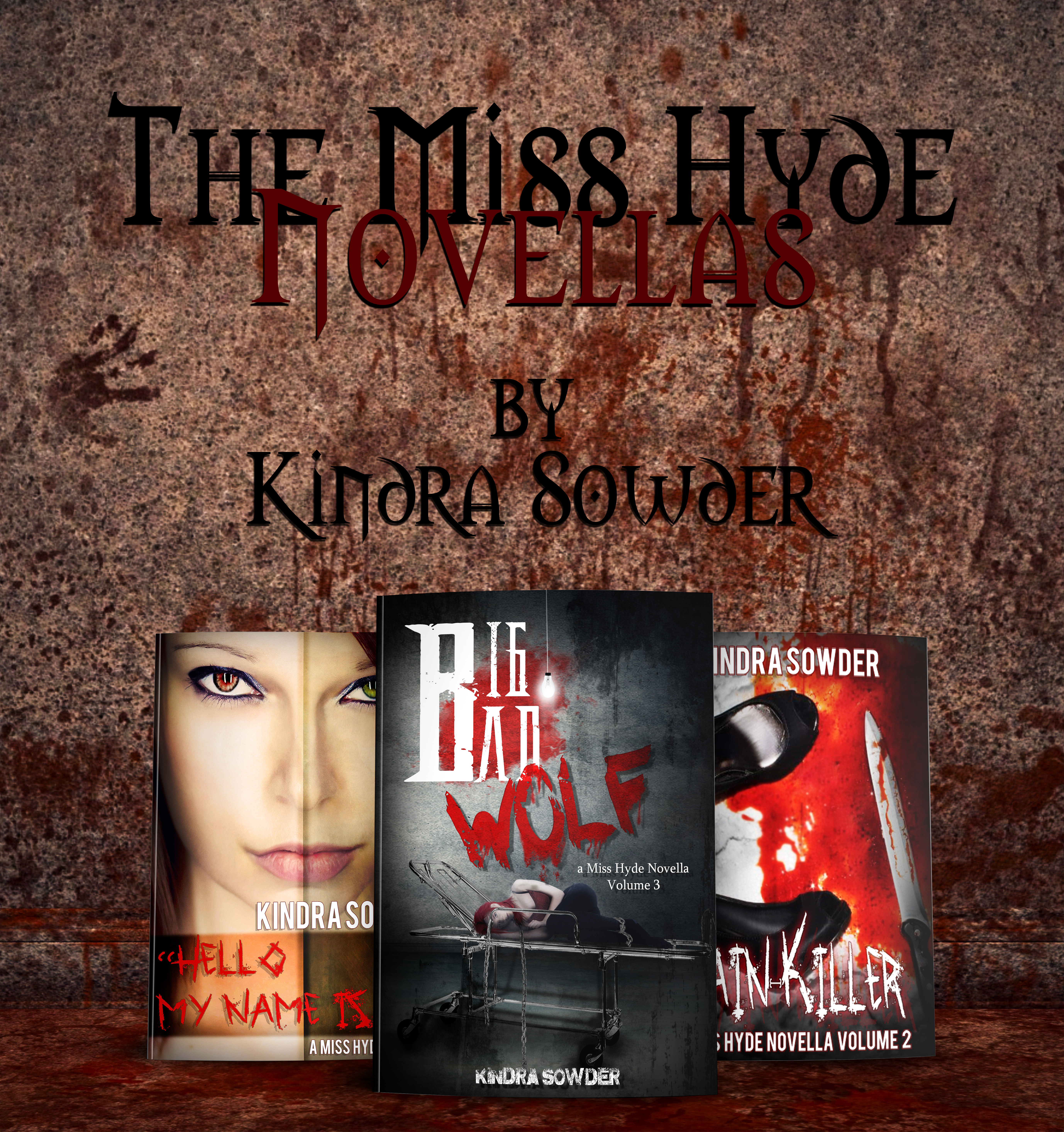 miss hyde novellas