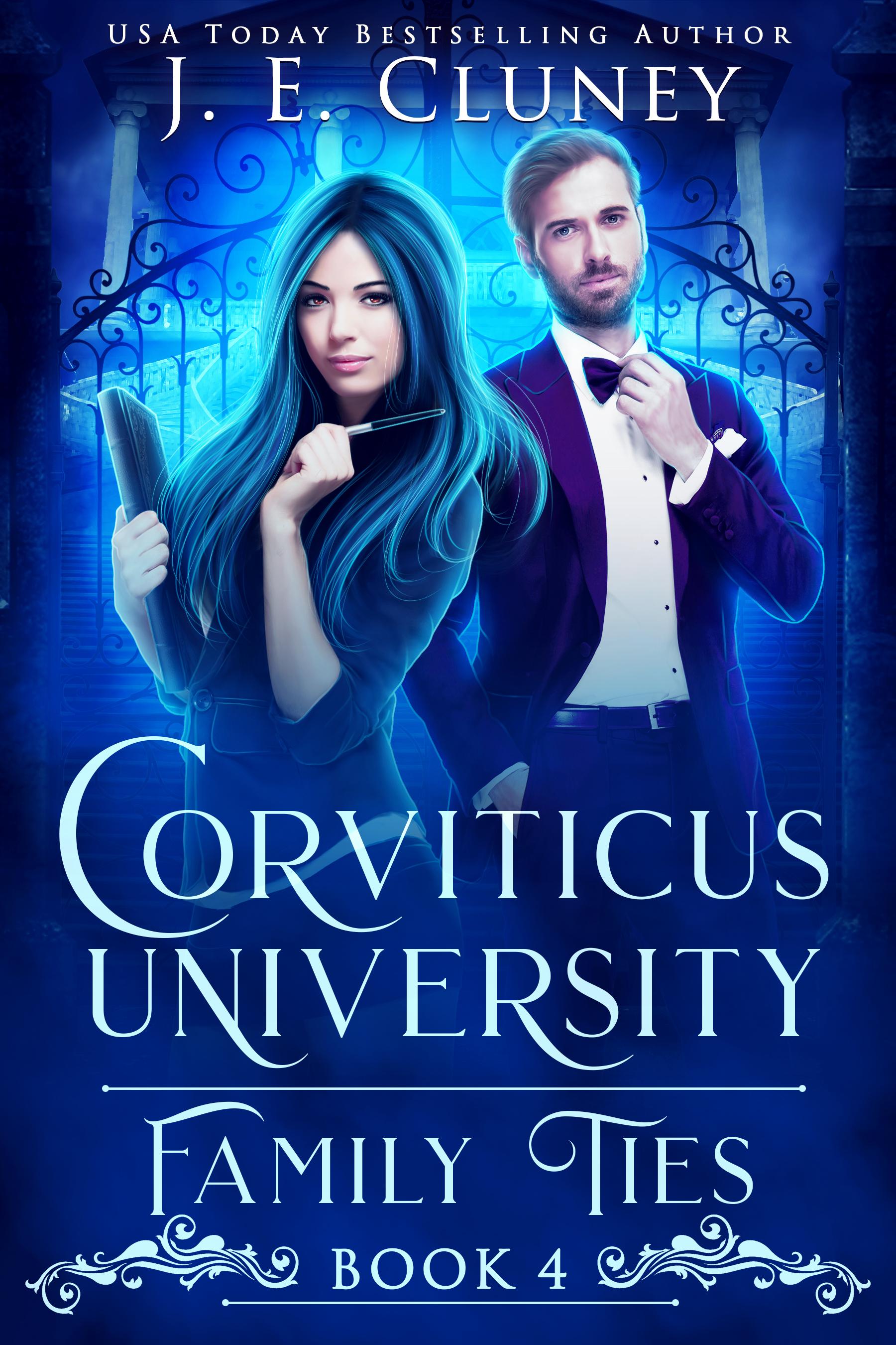 Corviticus Academy Series Book 4