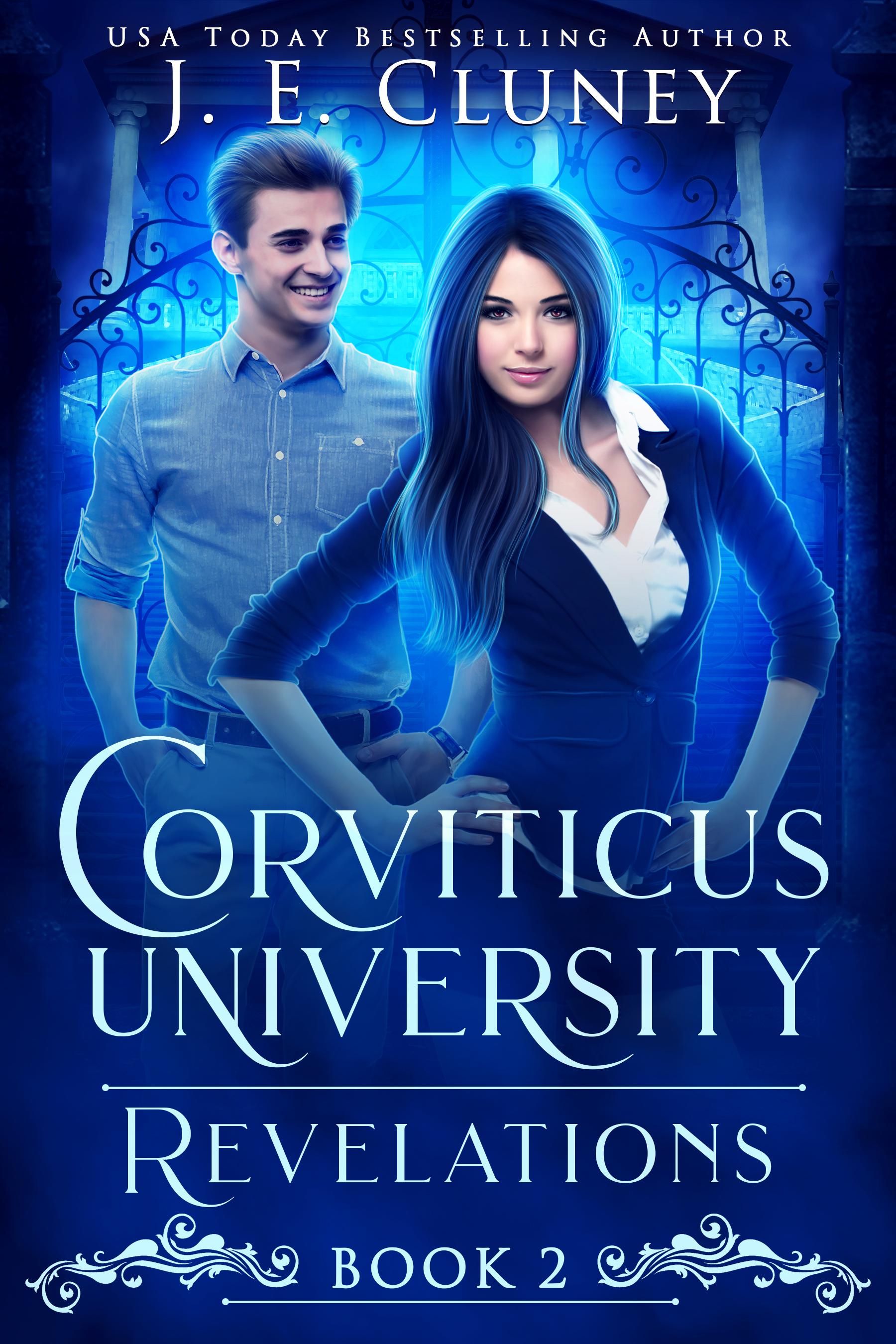 Corviticus Academy Series Book 2