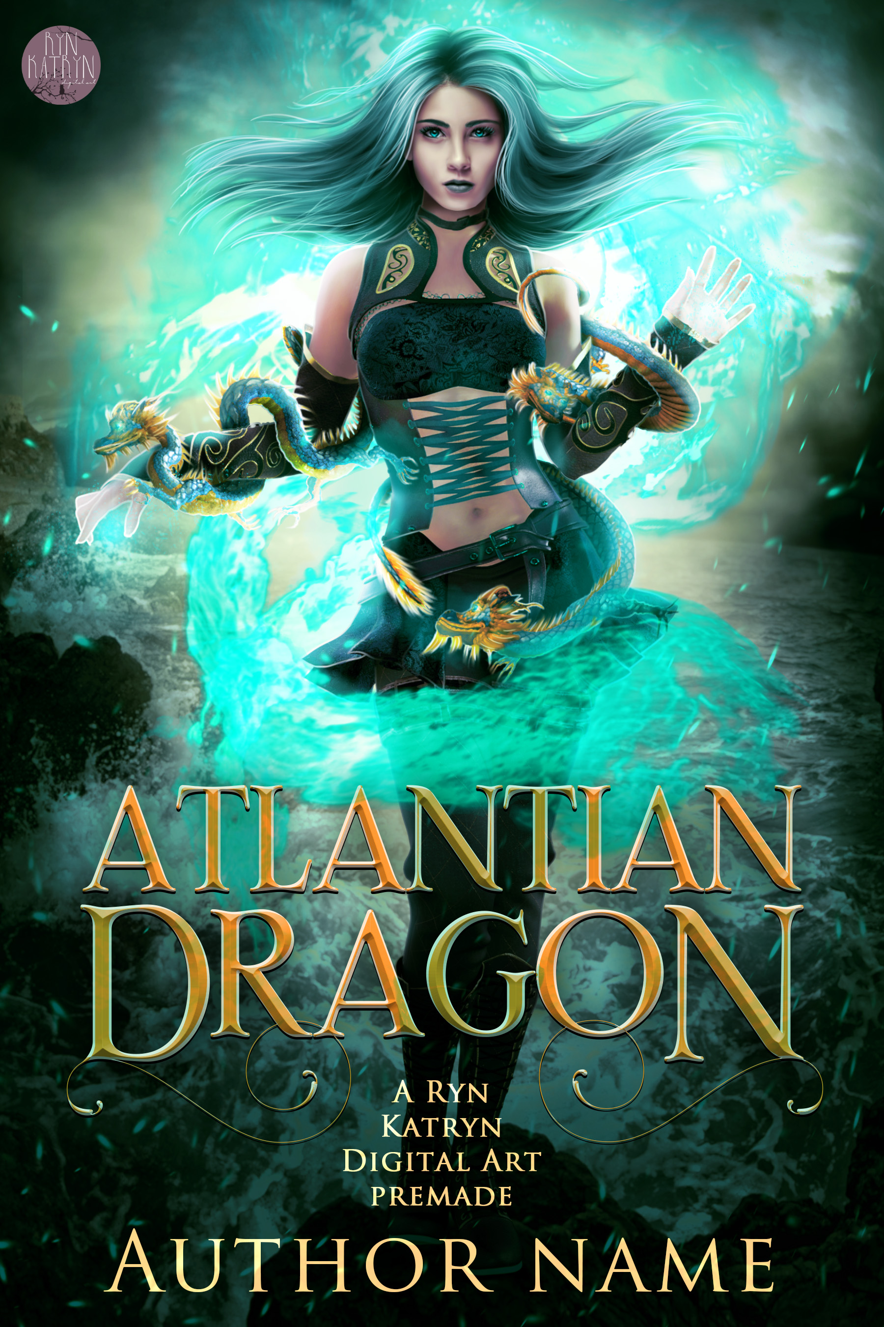 Atlantian Dragon