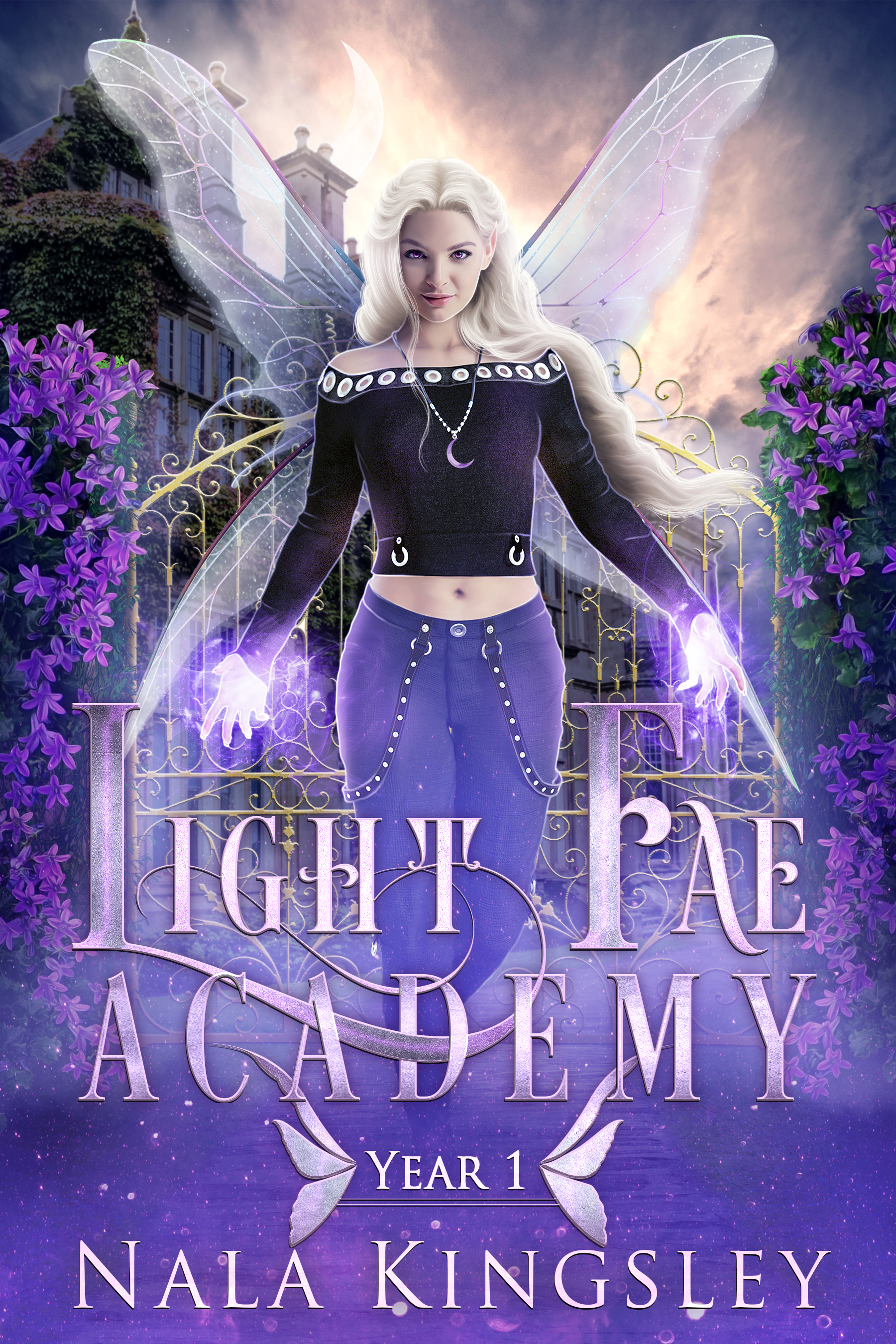 Light Fae Academy Book 1