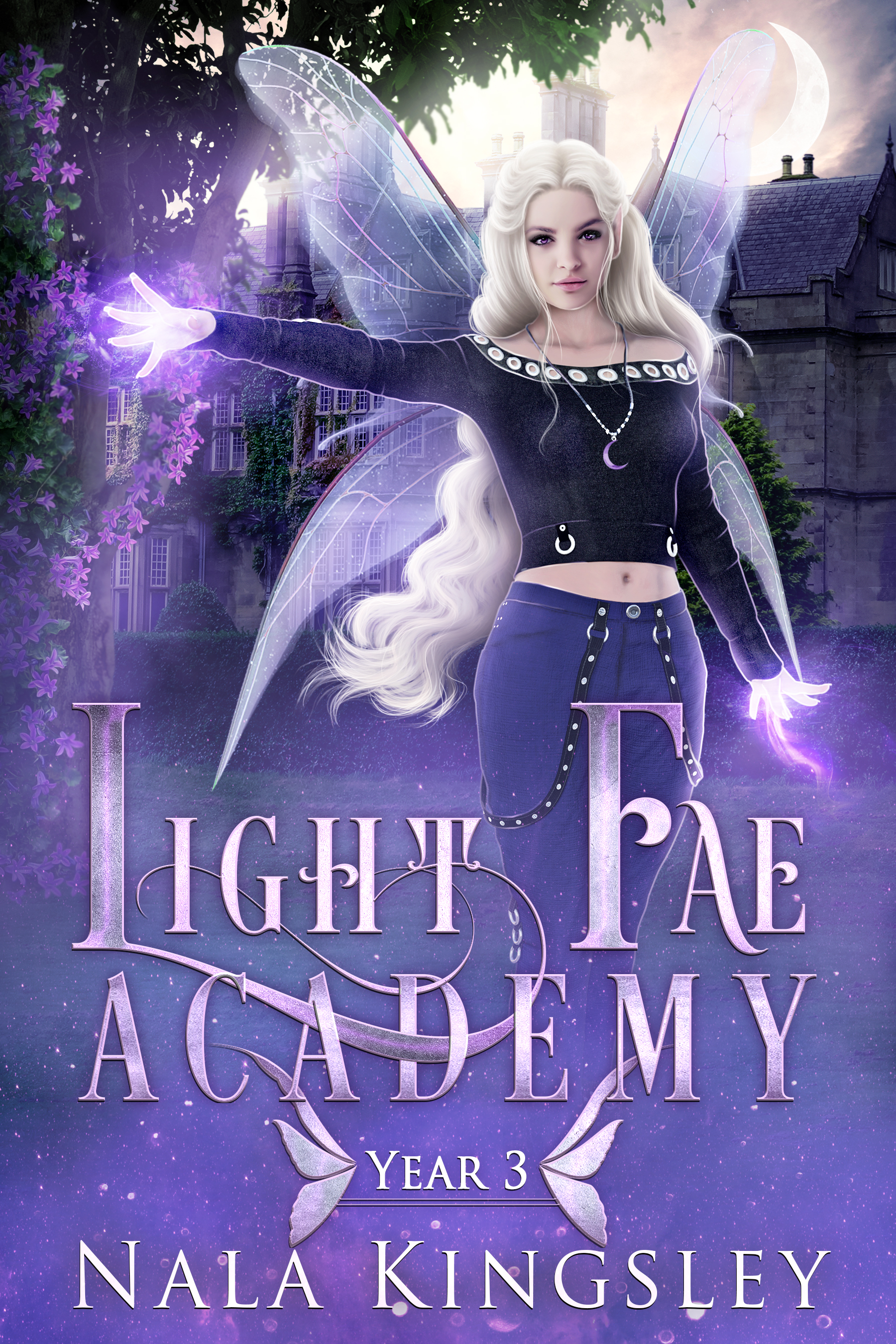 Light Fae Academy Book 3