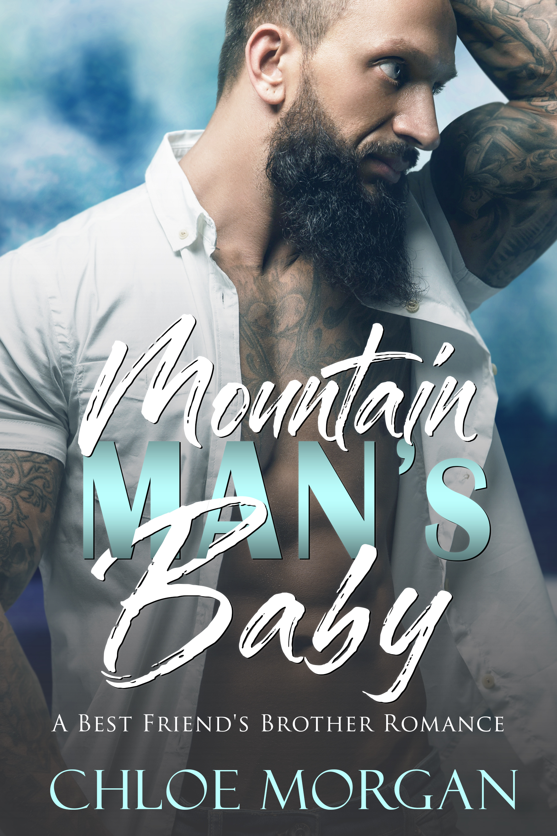 Mountain Man's baby