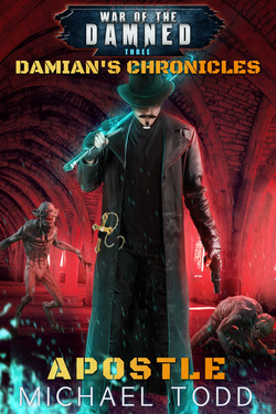 DAMIAN CHRONICLES BOOK 03 APOSTLE COVER.