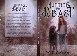 hunting the beast cover wrap