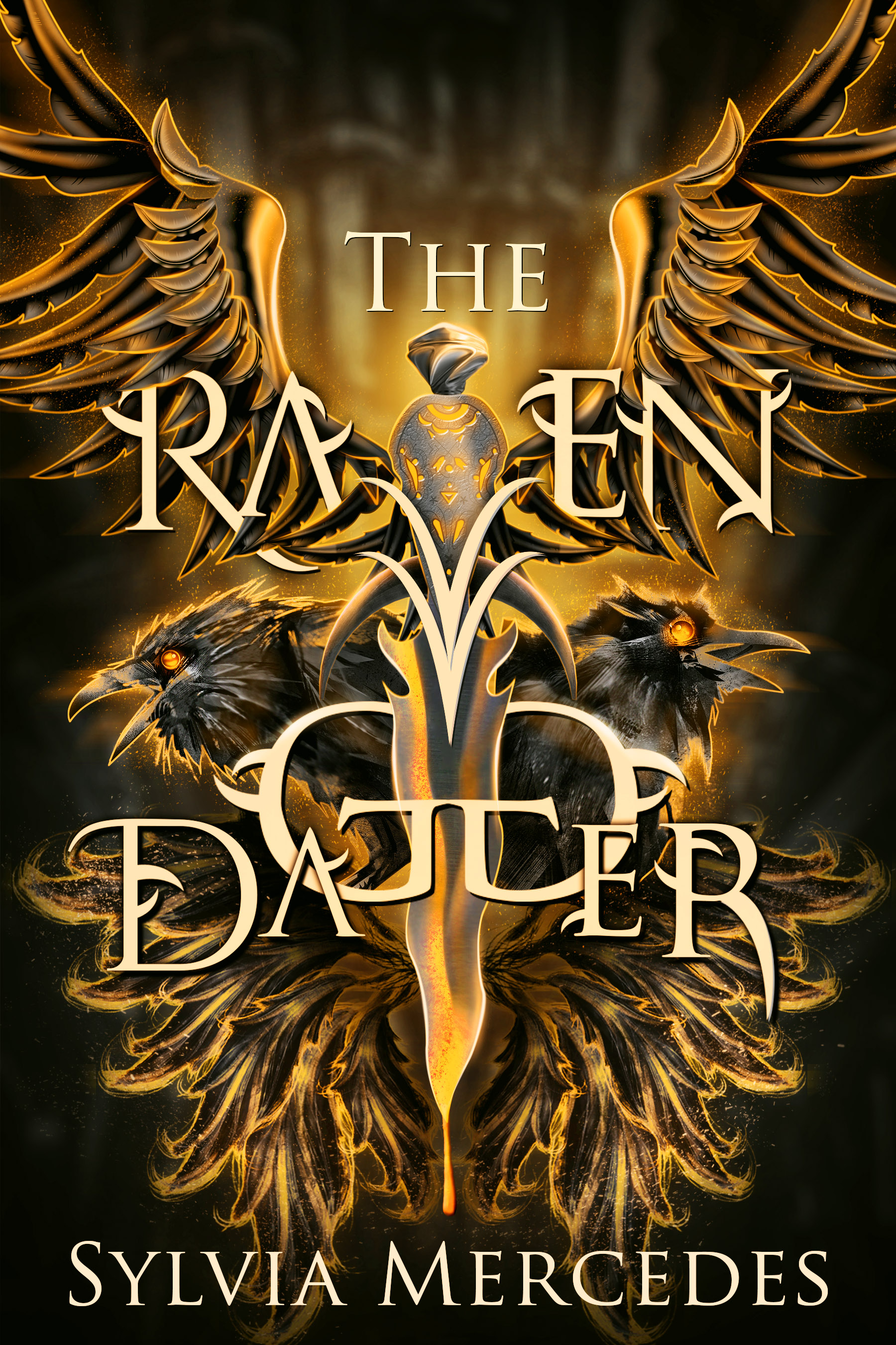 The raven dagger Sylvia Mercedes
