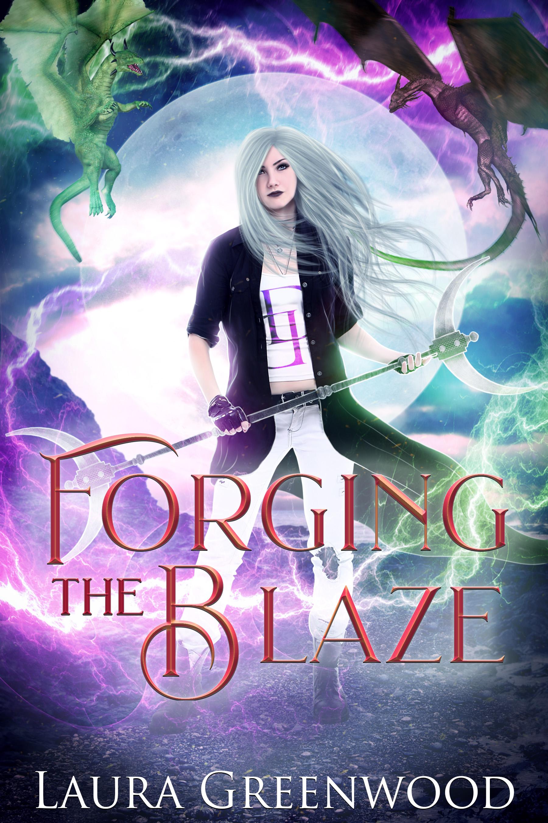 Forging The Blaze
