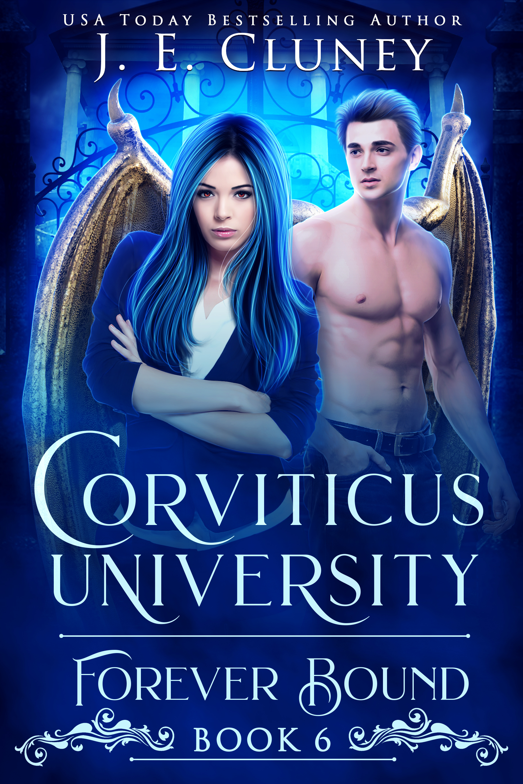 Corviticus Academy Series Book 6