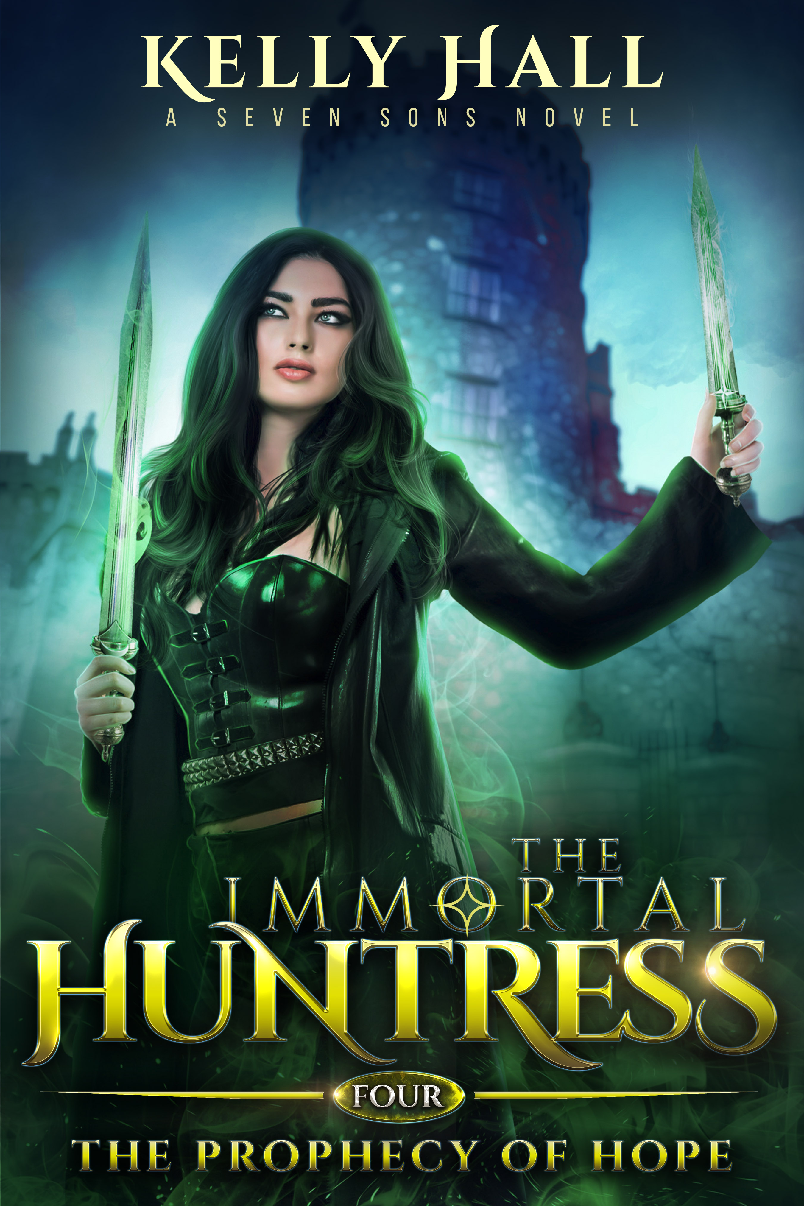 ImmortalHuntress Book 4