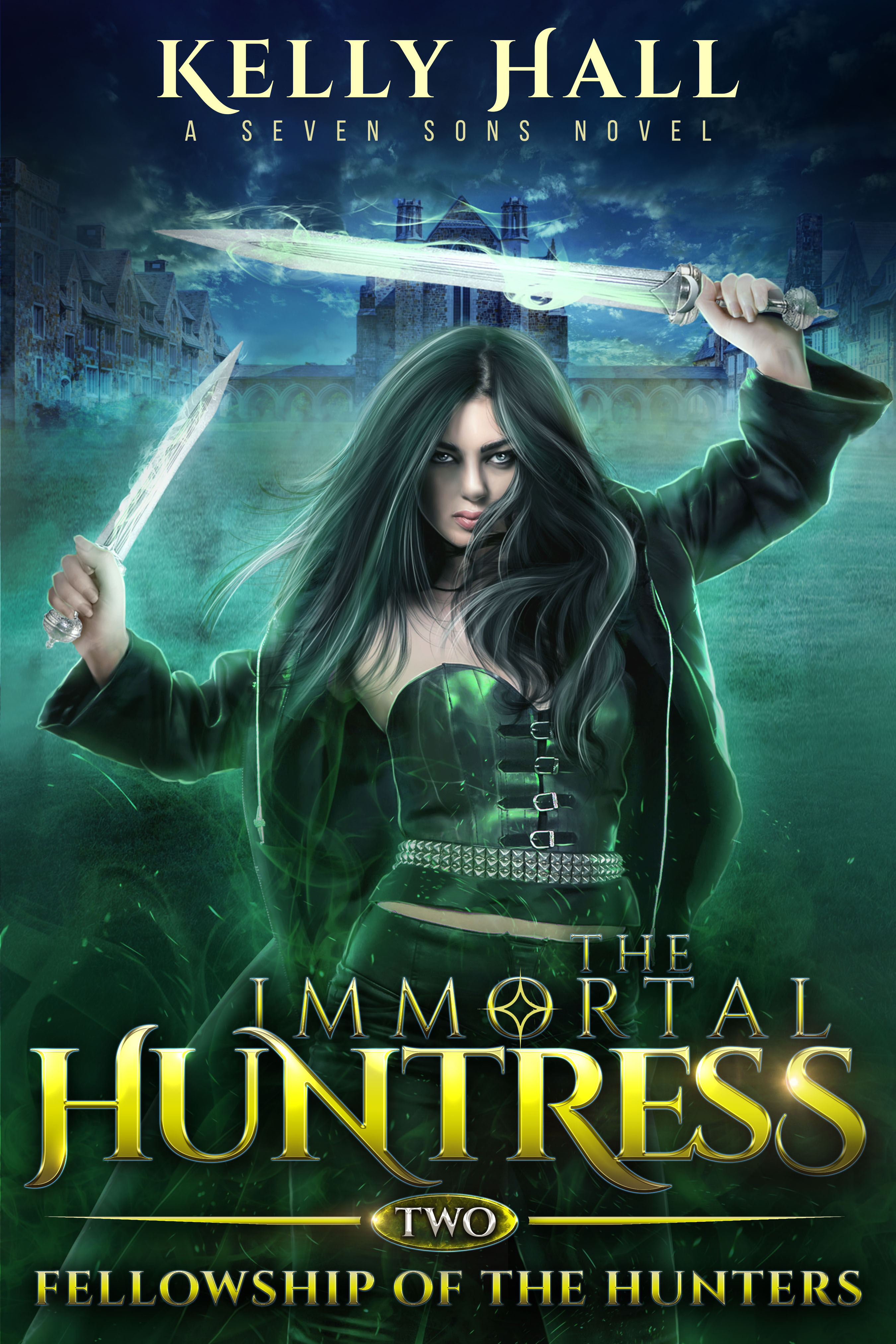 ImmortalHuntress Book 2