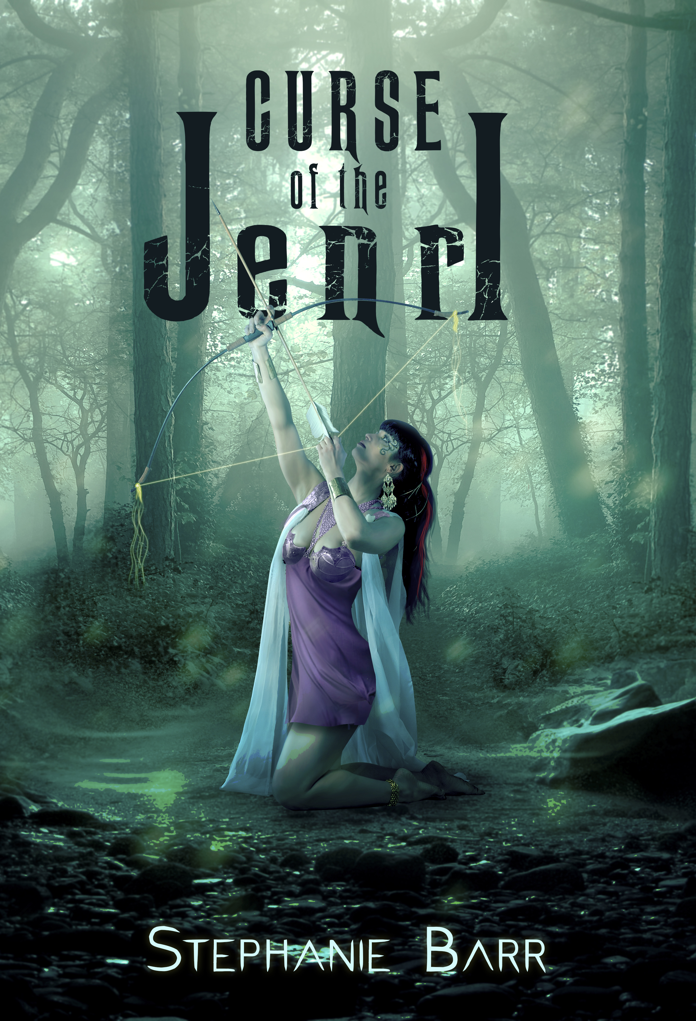 Curse of the Jenri - Stephanie Barr