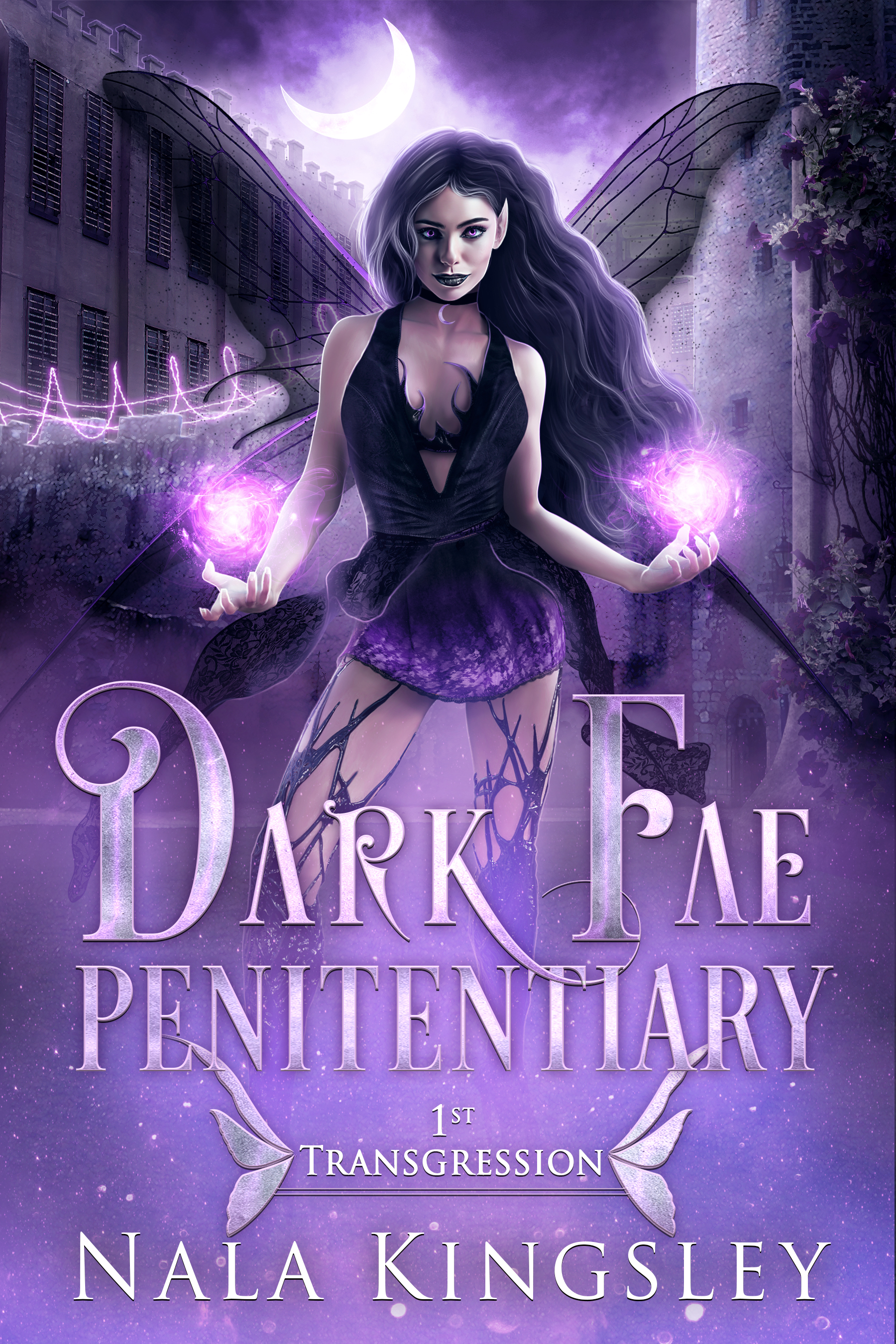 Dark Fae Penitentiary Book 1