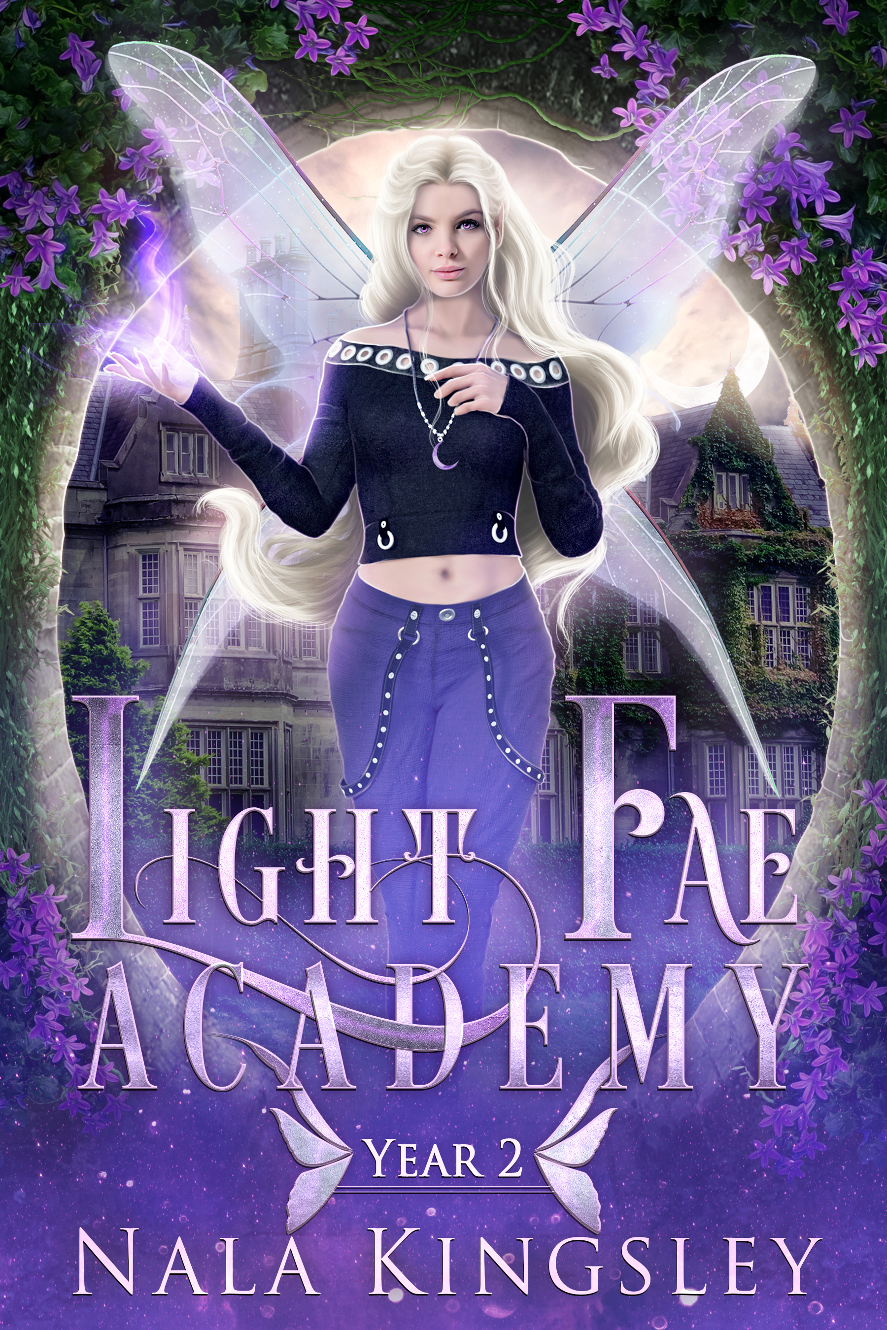 Light Fae Academy Book 2