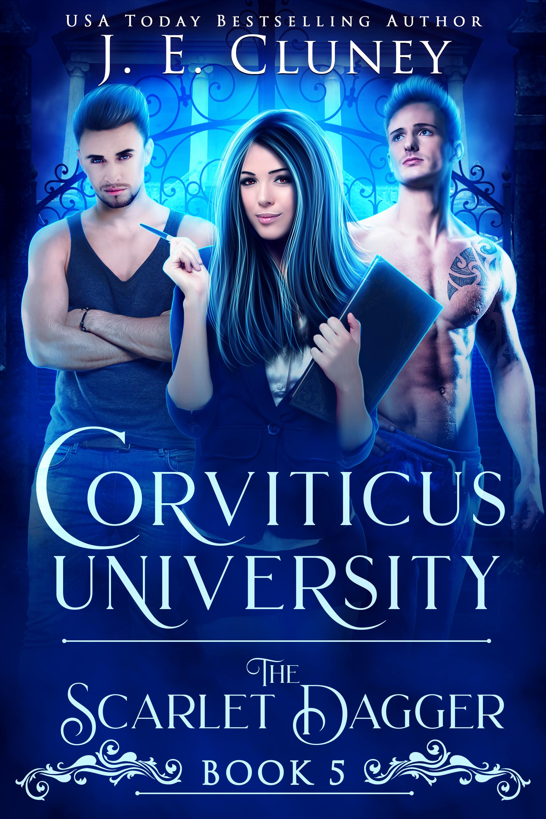 Corviticus Academy Series Book 5