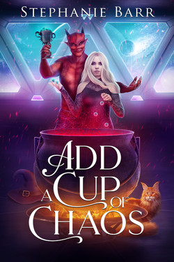 Add a cup of chaos