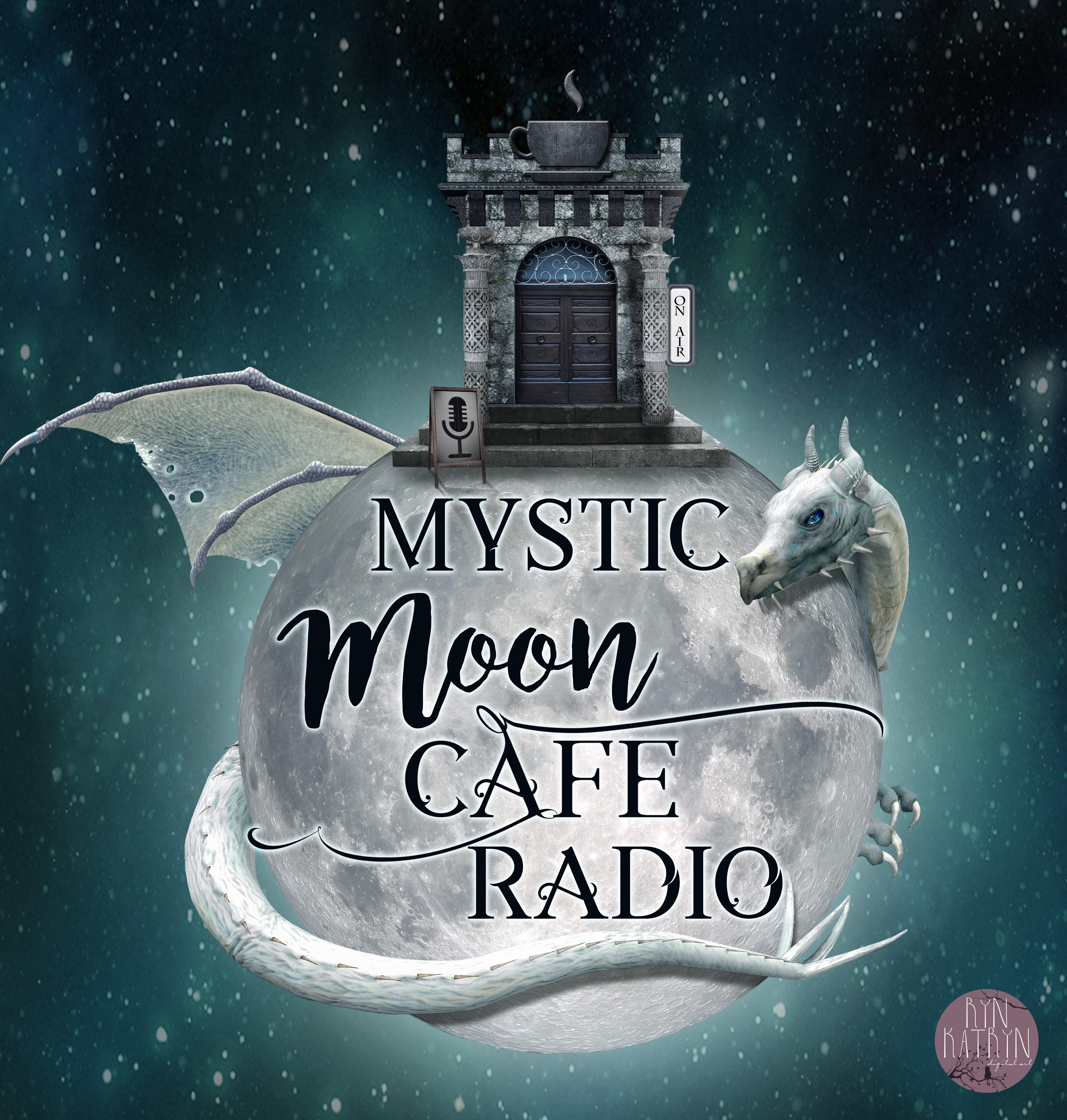 Mystic Moon Cafe logo
