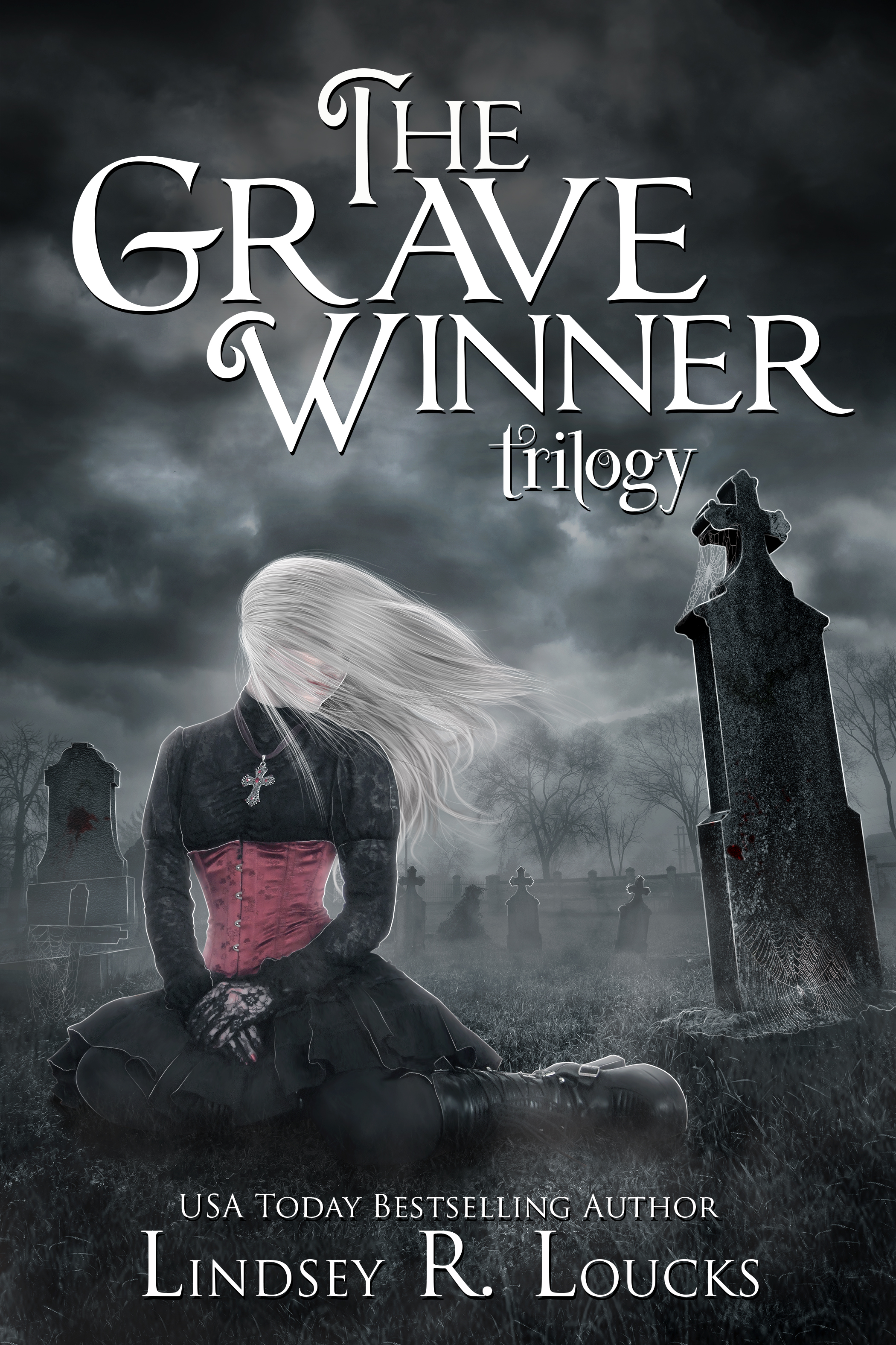 The Grave Winner Box Set cover