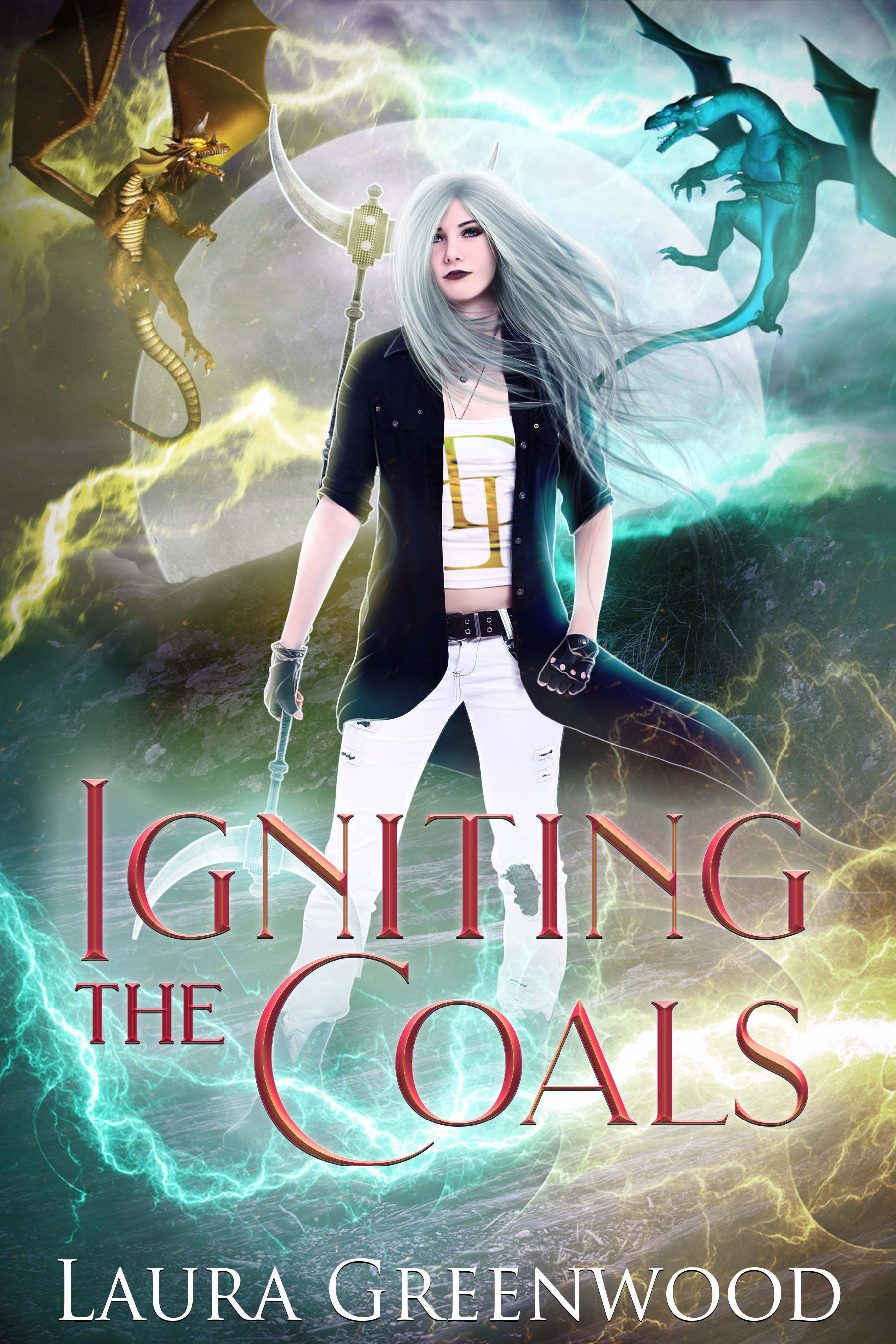 Igniting The Coals