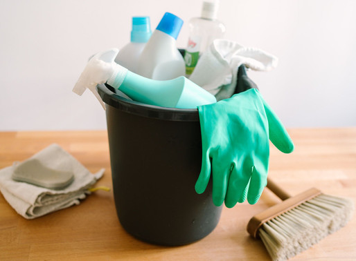 Just for clarity, we are not a Cleaning Company...