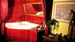 Schöne Zimmer im Bordell Salon prest